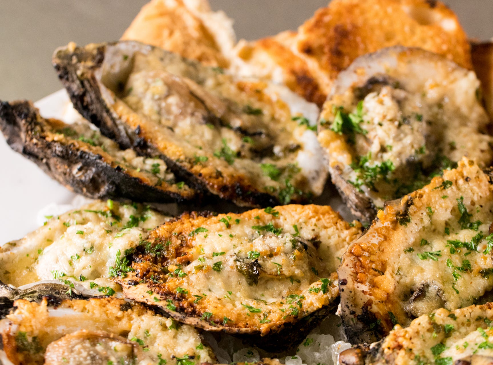 Want to surprise your family and serve a Louisiana seafood favorite for dinner? Chef Rusty's chargrilled oysters will transport your taste buds to the Gulf Coast and forever change the way you eat this succulent mollusk.