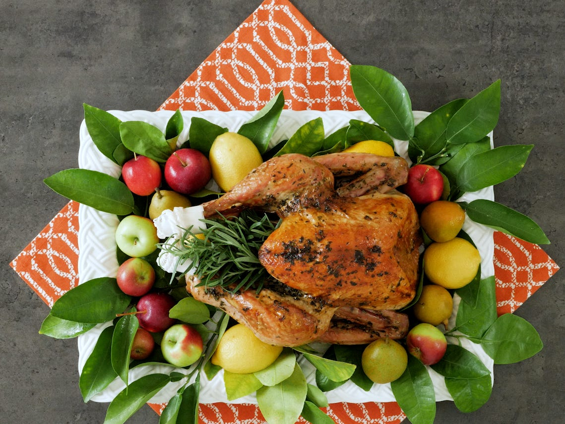 Making a juicy, delicious turkey for Thanksgiving, Christmas, Easter, or any other time of year may be simpler than you think, with this roasted turkey with fresh herbs recipe.