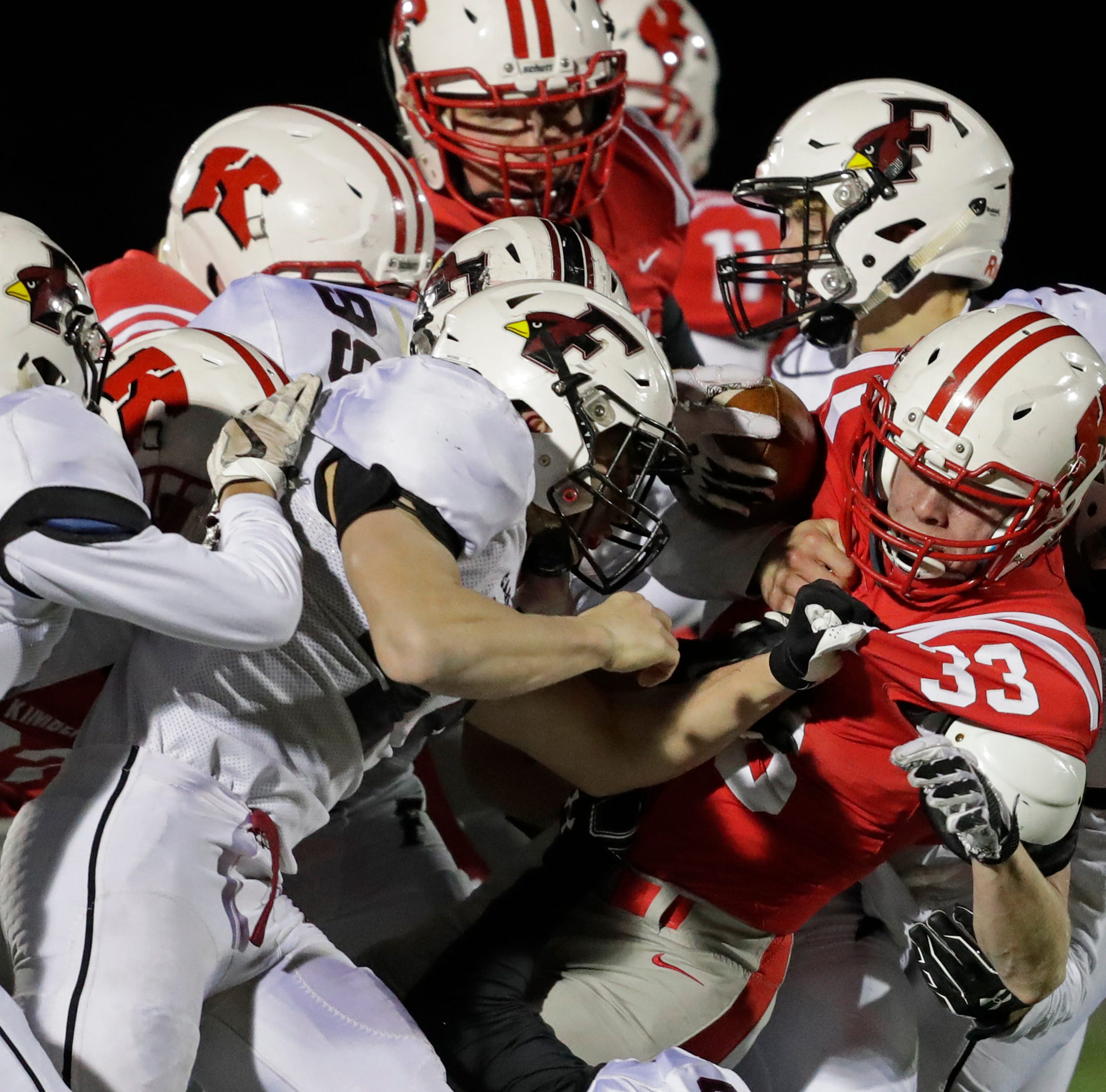 WIAA football: Kimberly beats Fond du Lac in overtime thriller