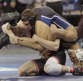 College Wrestling: Anthony Ashnault has a big day, Rutgers loses to Utah Valley State
