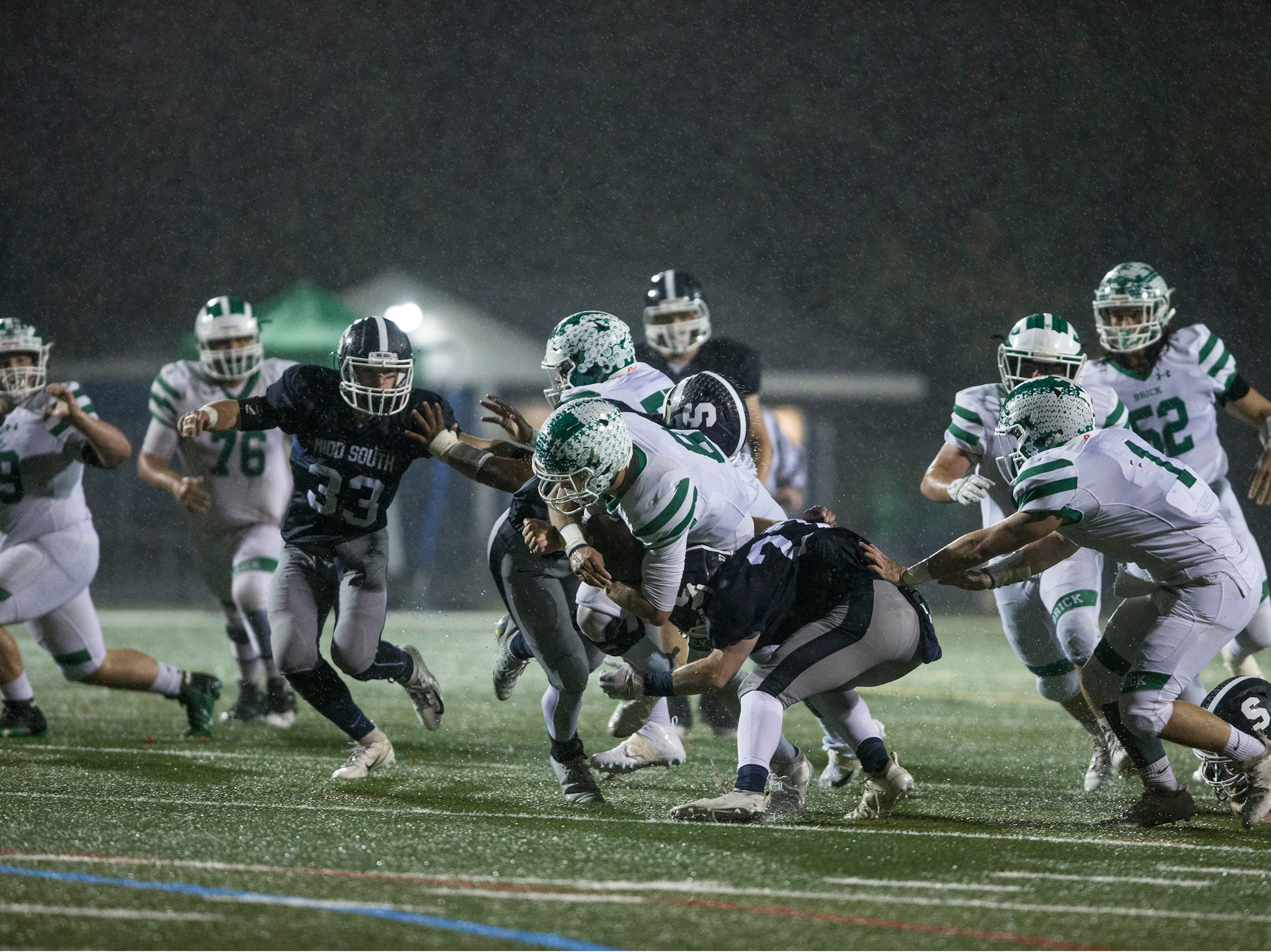 NJ football playoffs: Top moments from across New Jersey in the second round