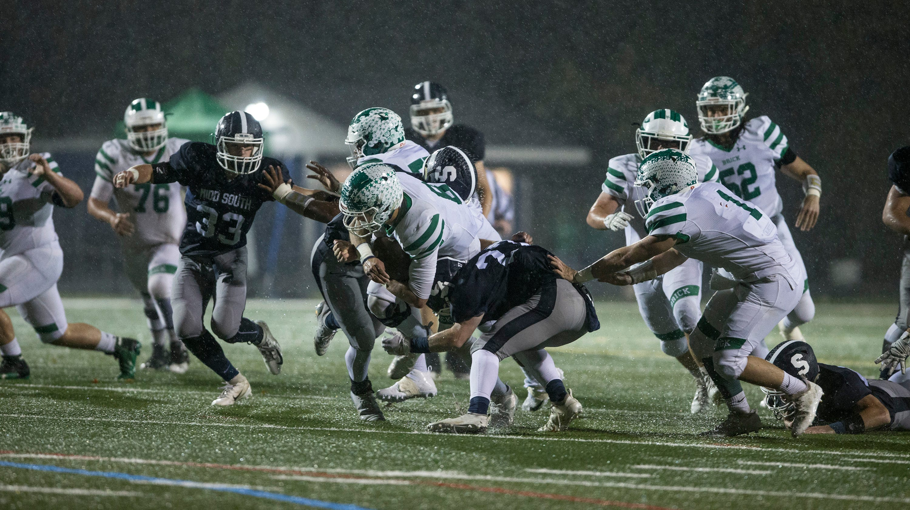 NJ football playoffs  Top moments from across New Jersey in the second round e85f651c3