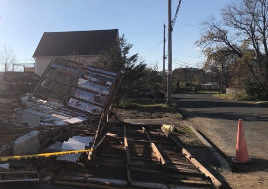 Middletown House Collapse