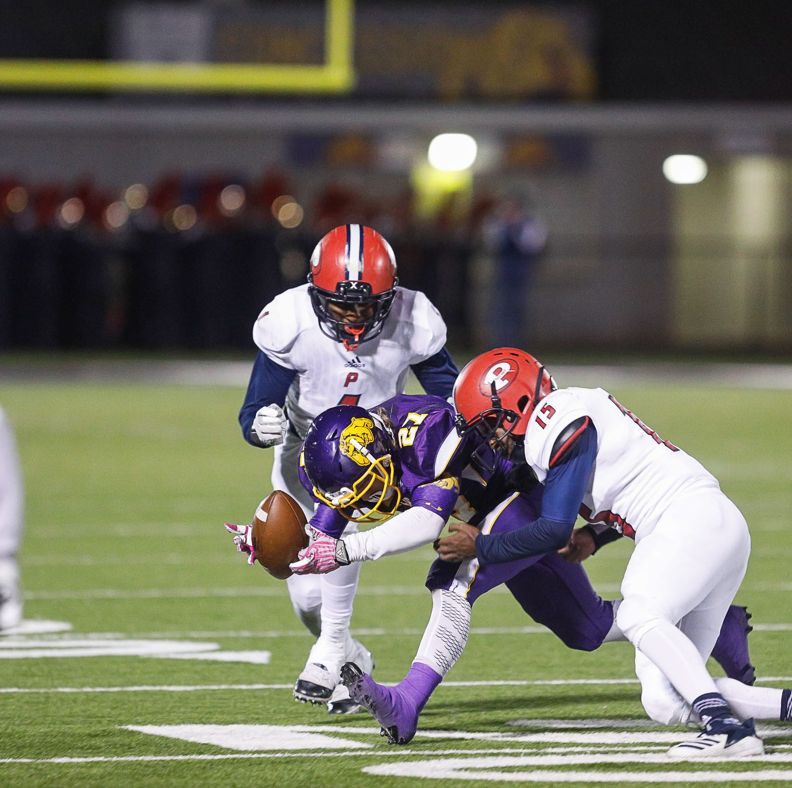 Texas High School Football Scores Nov. 8-10