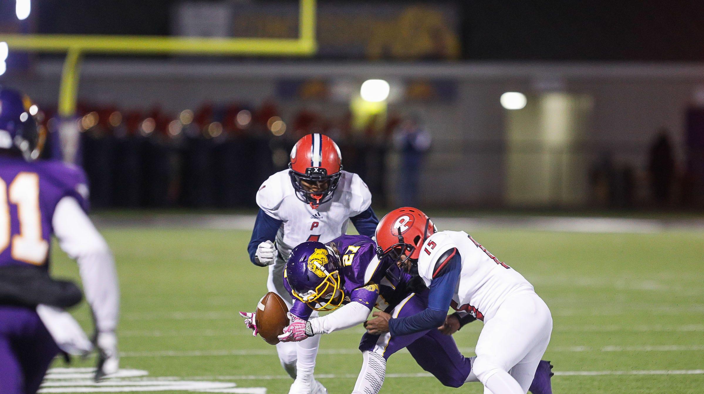 Texas High School Football Scores Nov 8 10