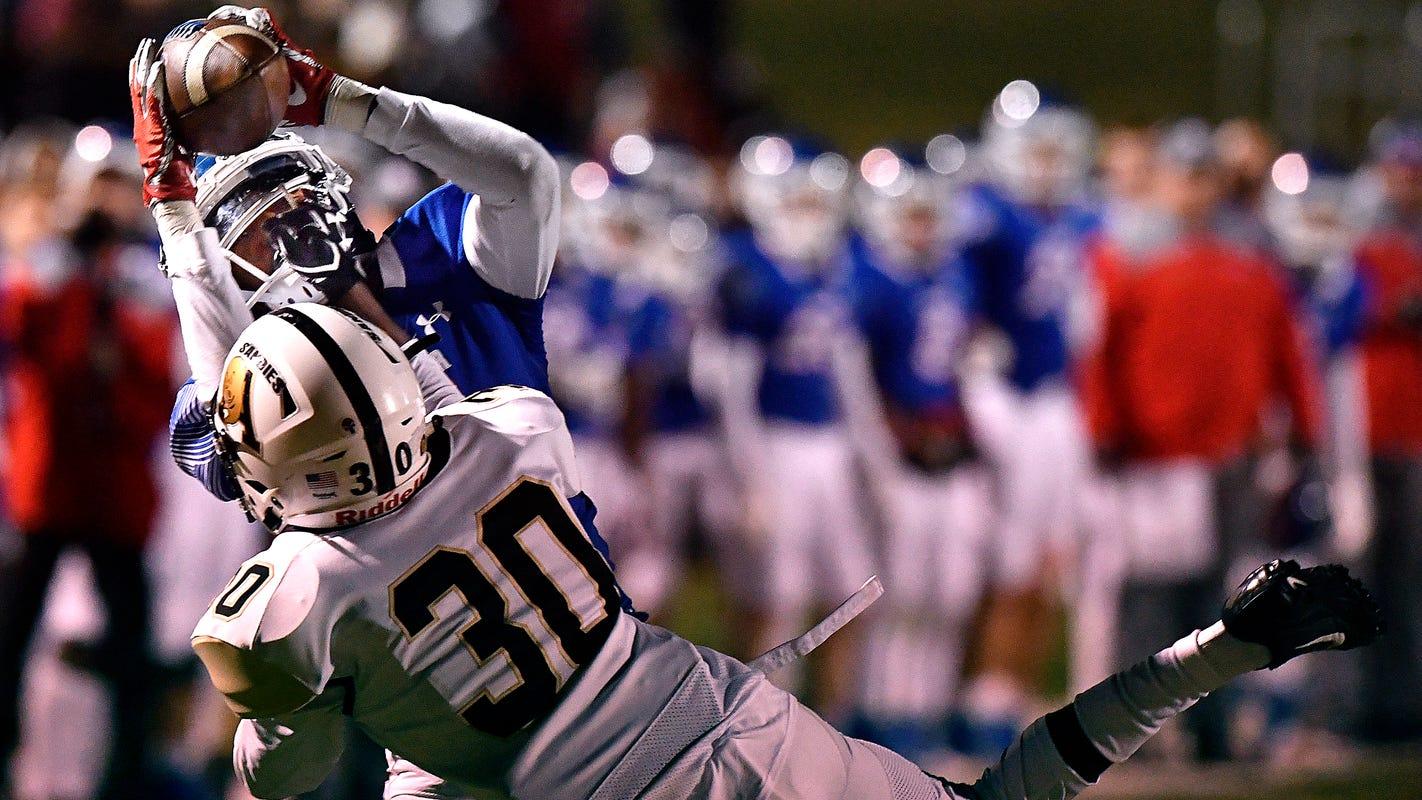 Texas high school football playoff pairings for bidistrict