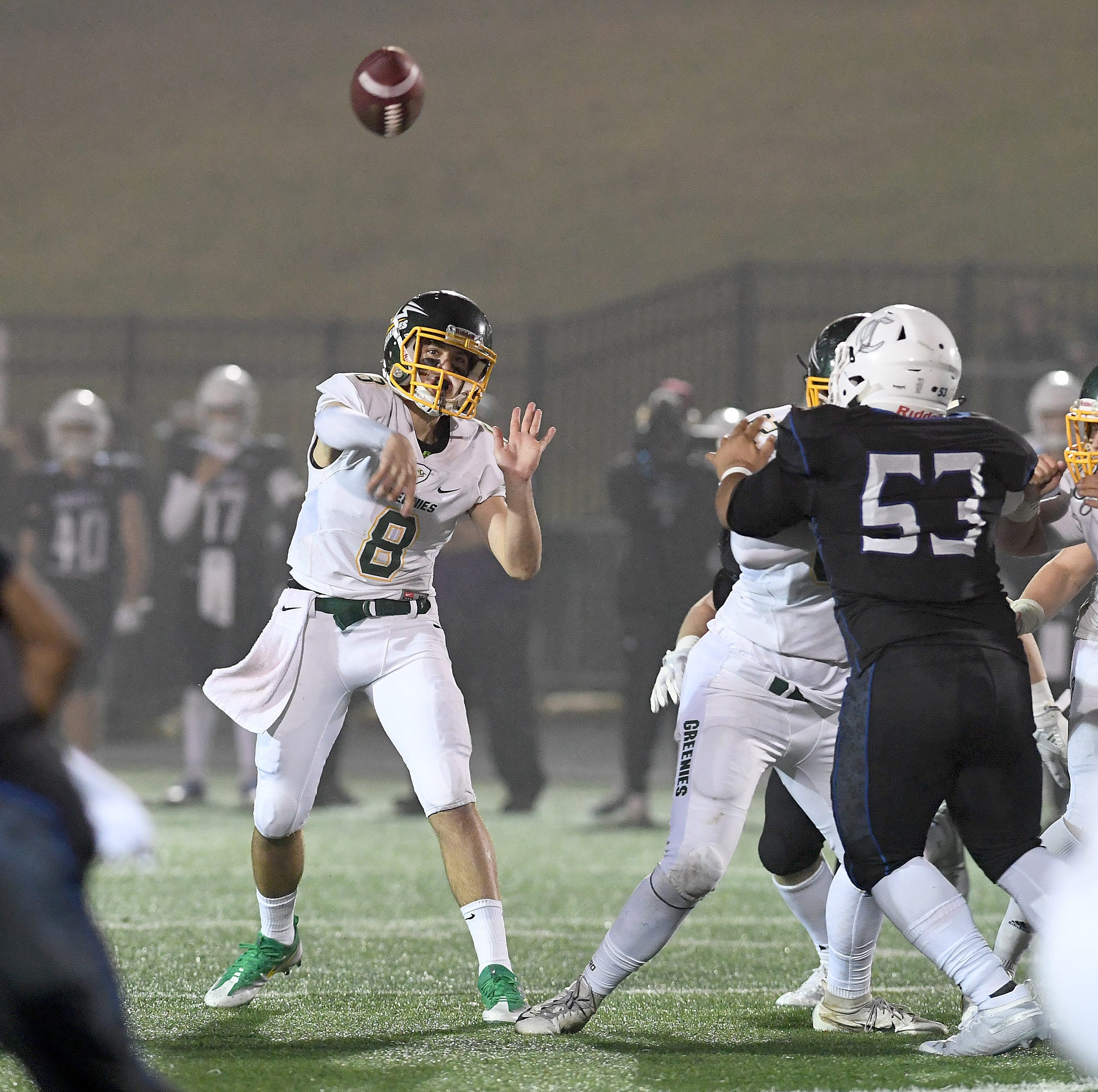 Christ School's Shuler sets WNC single-season passing records