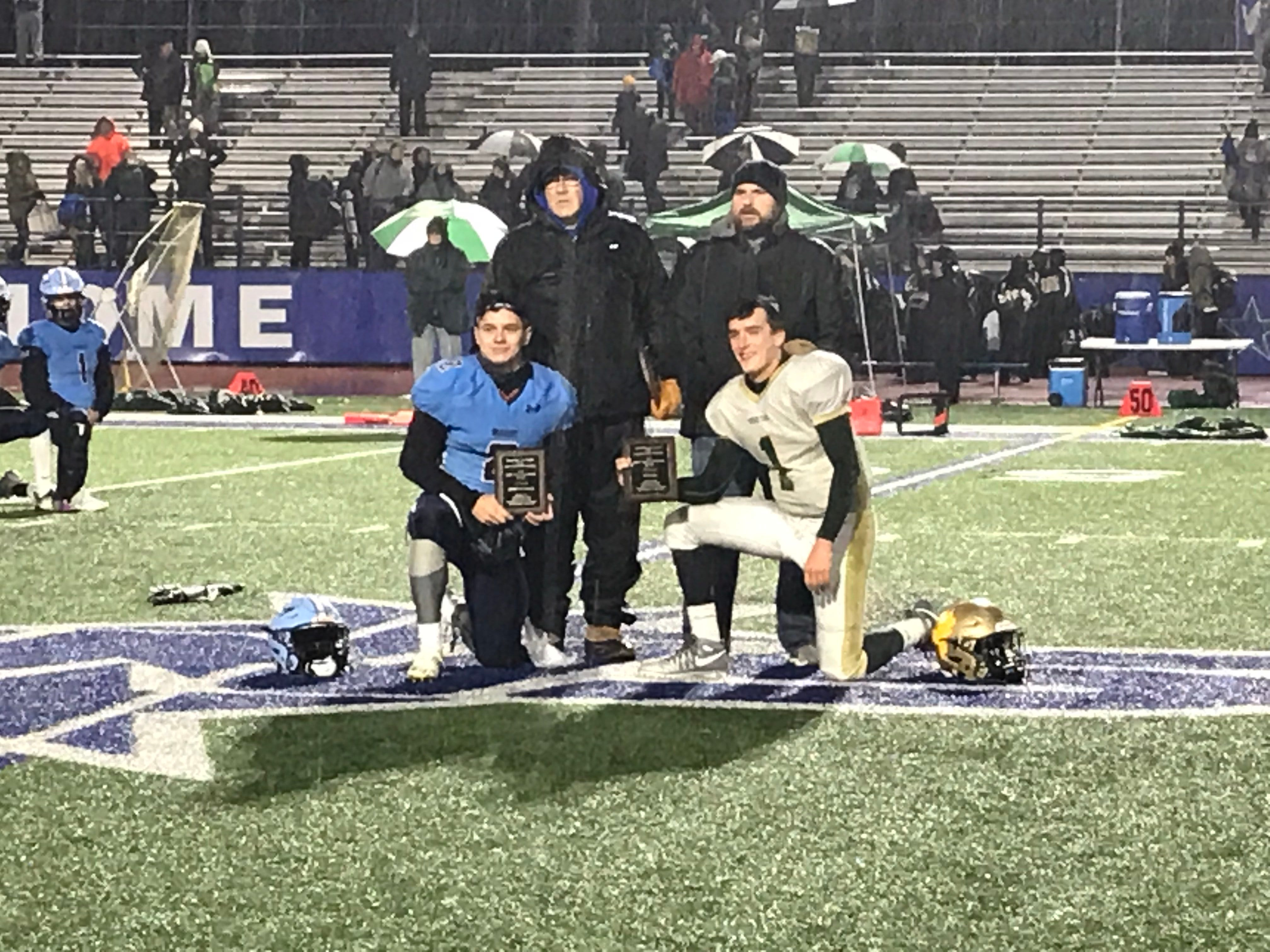 H.S. Football: Vestal overwhelmed by Indian River in state quarterfinal