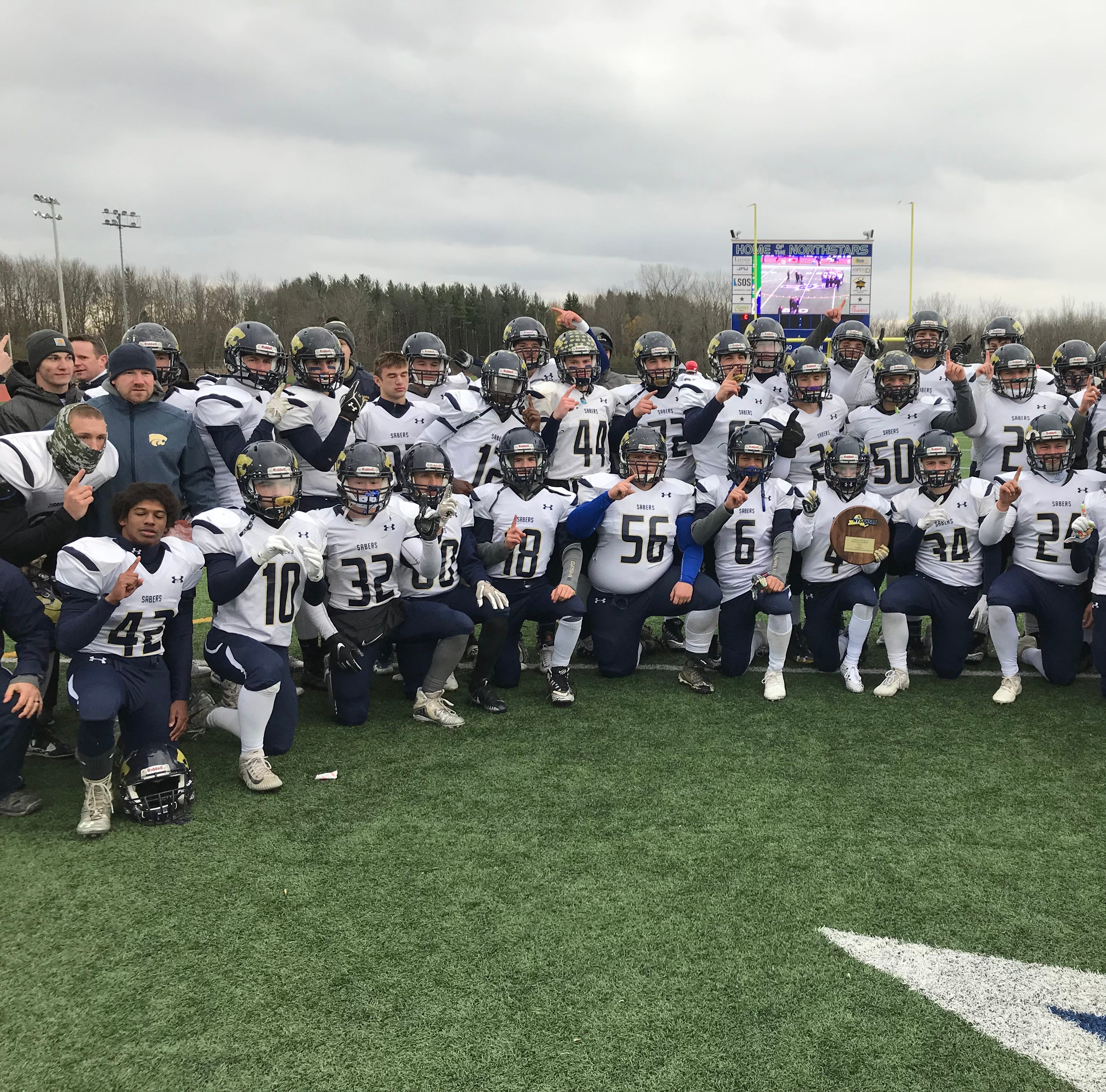 H.S. Football: SV targets first state title game