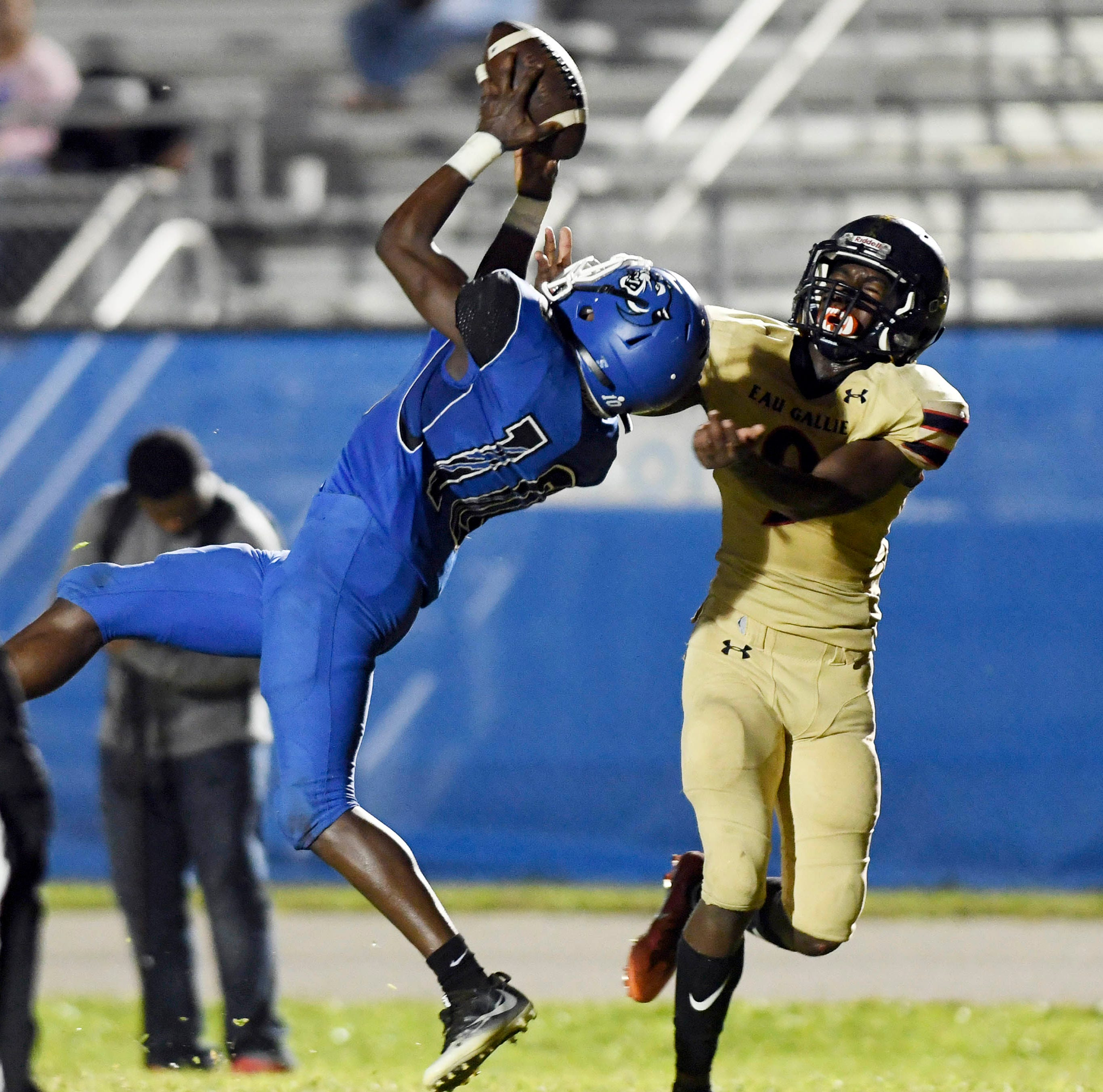 Viera, Rockledge, Heritage, Astronaut, Holy Trinity: Brevard HS FB playoff winners