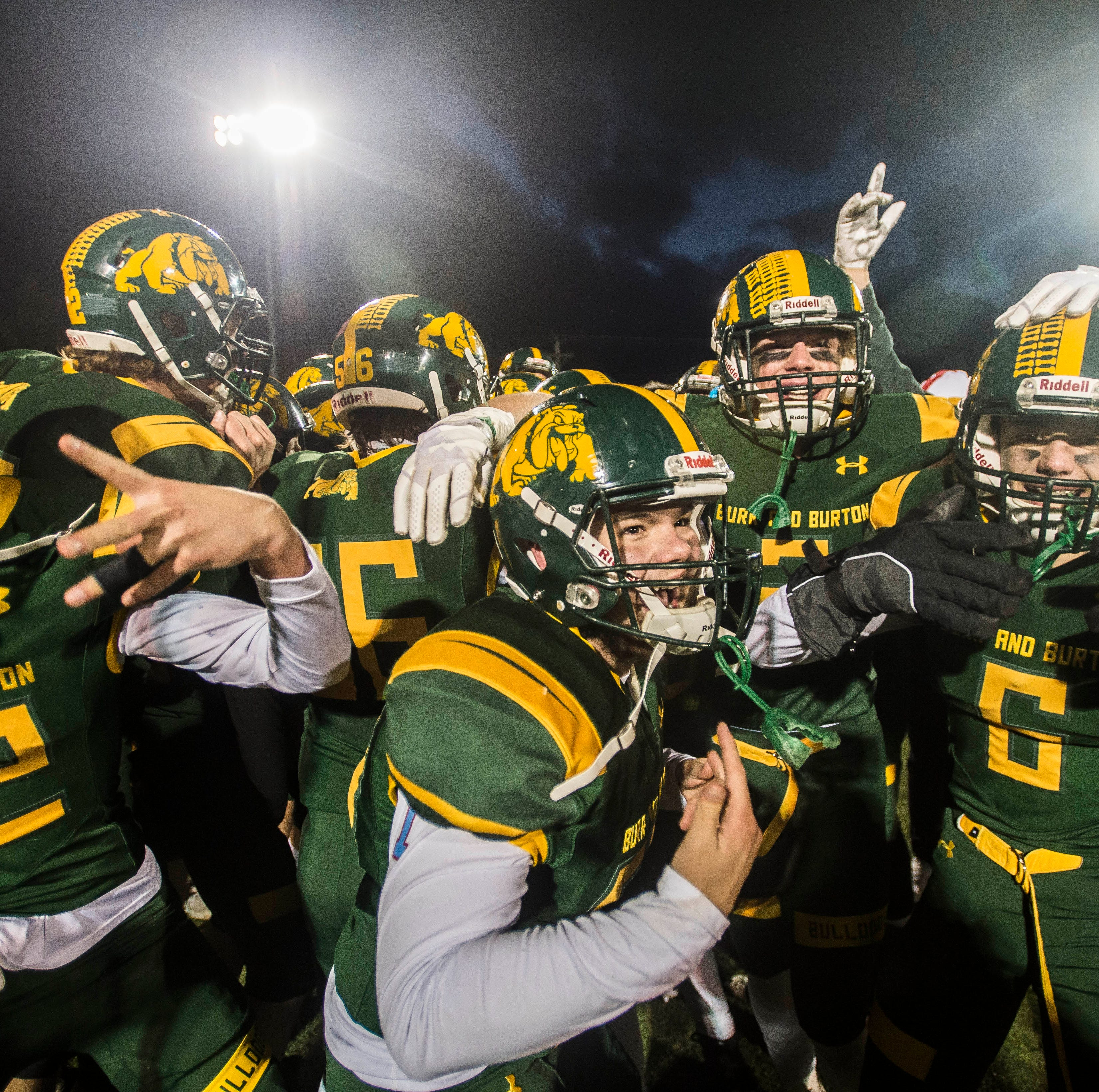 D-II football championship: BBA sets record in 63-14 rout of Fair Haven