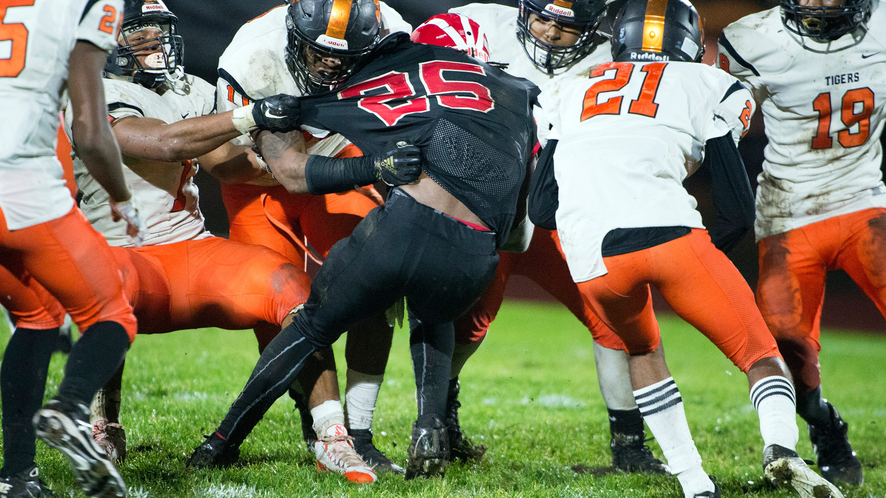 South Jersey football  Woodrow Wilson runs over Delsea to reach sectional  final db9c4c51b