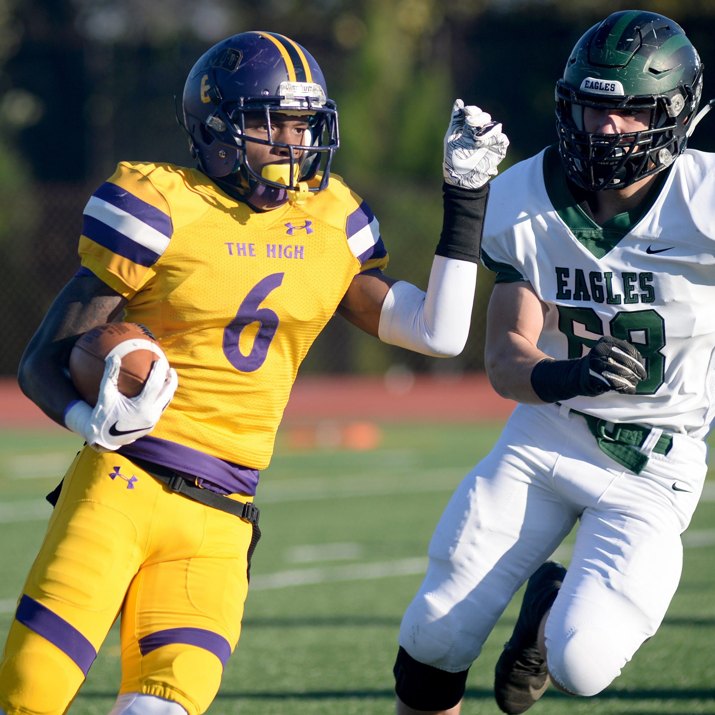 South Jersey Football: Camden toughs it out to reach championship