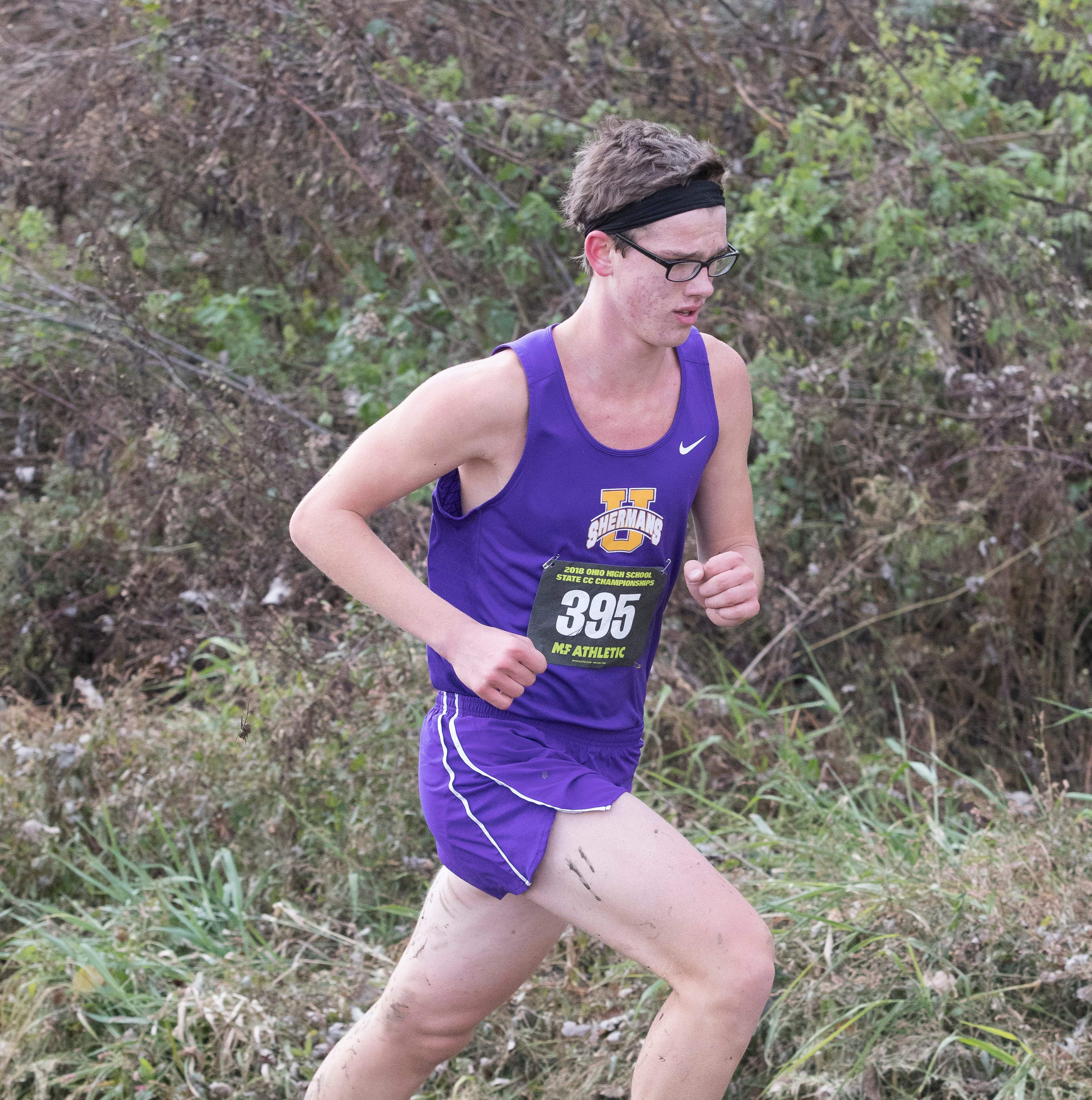 OHIO HS CROSS COUNTRY: Unioto finishes sixth, Markko places in top-20 at state meet
