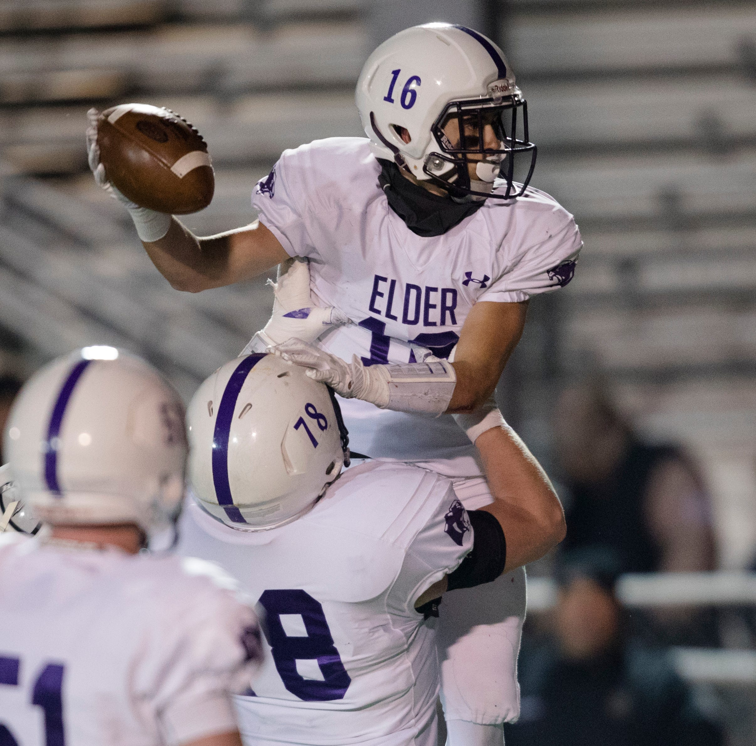 Elder's James verbals to OSU, joining St. Xavier's Johnson