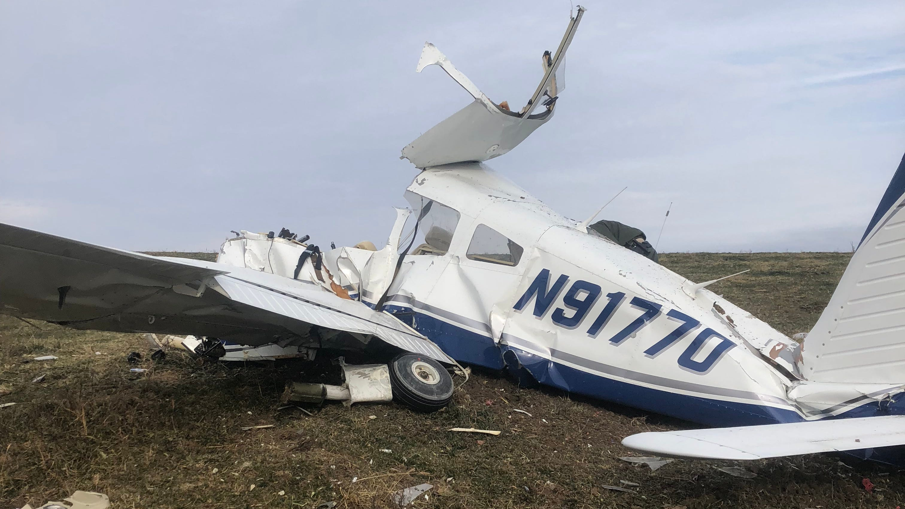 Autopsy: Carbon monoxide found in 4 killed in plane crash