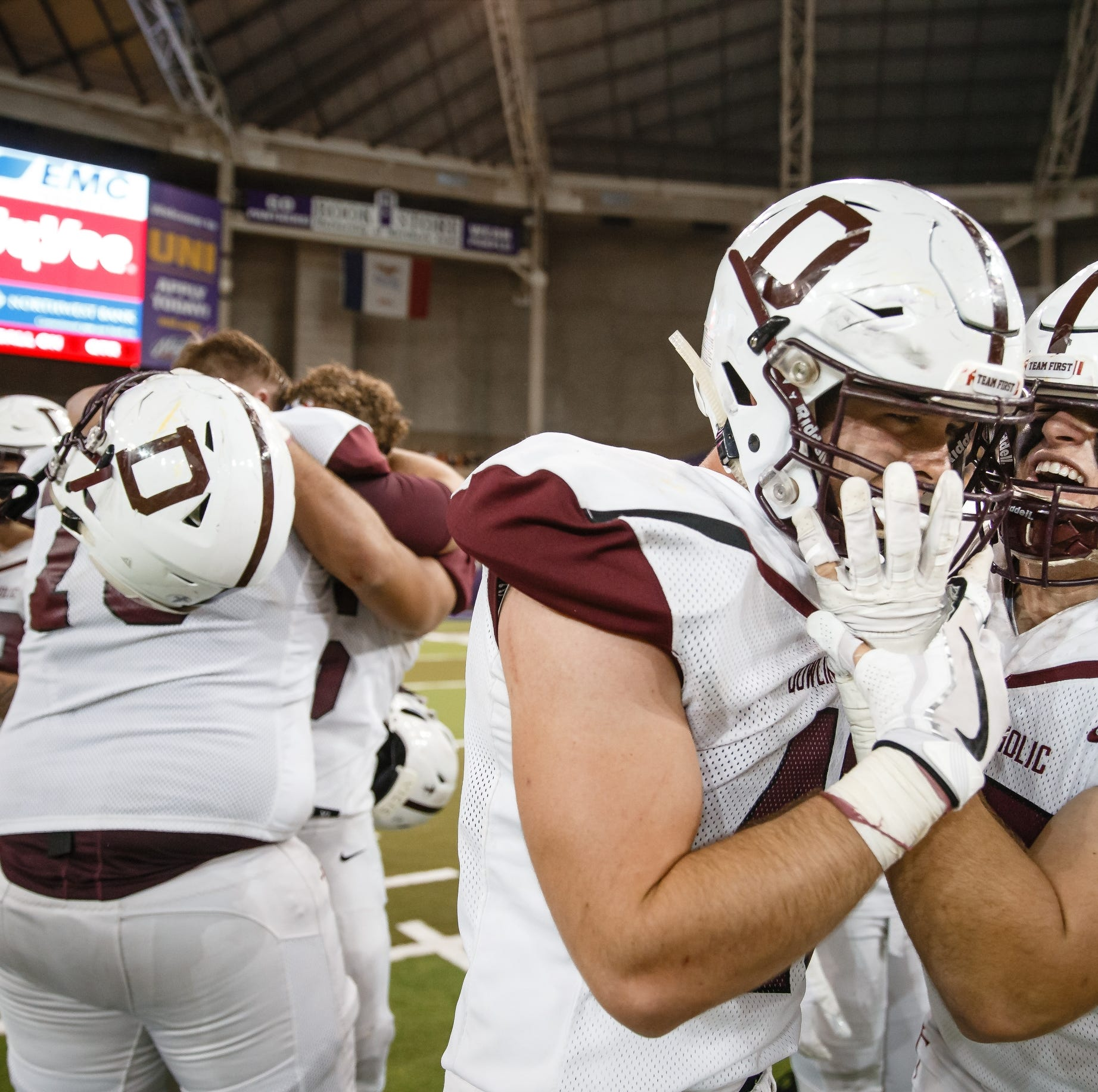 Iowa high school football: Updates from Friday's championship games