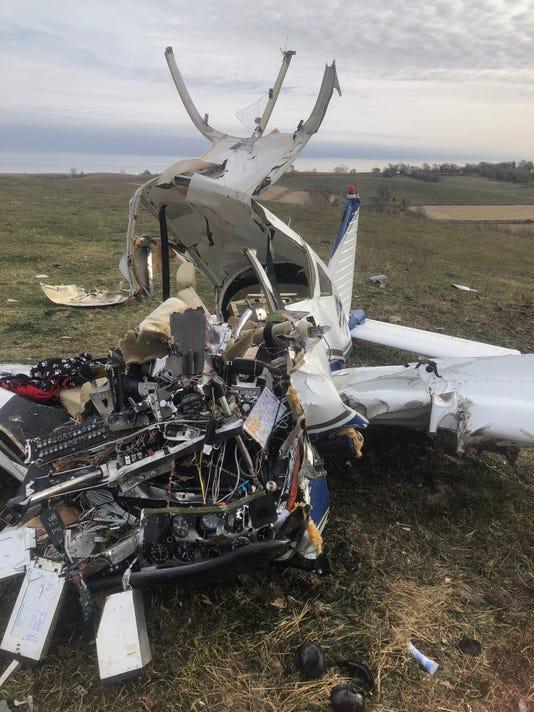 Avion Crash 2