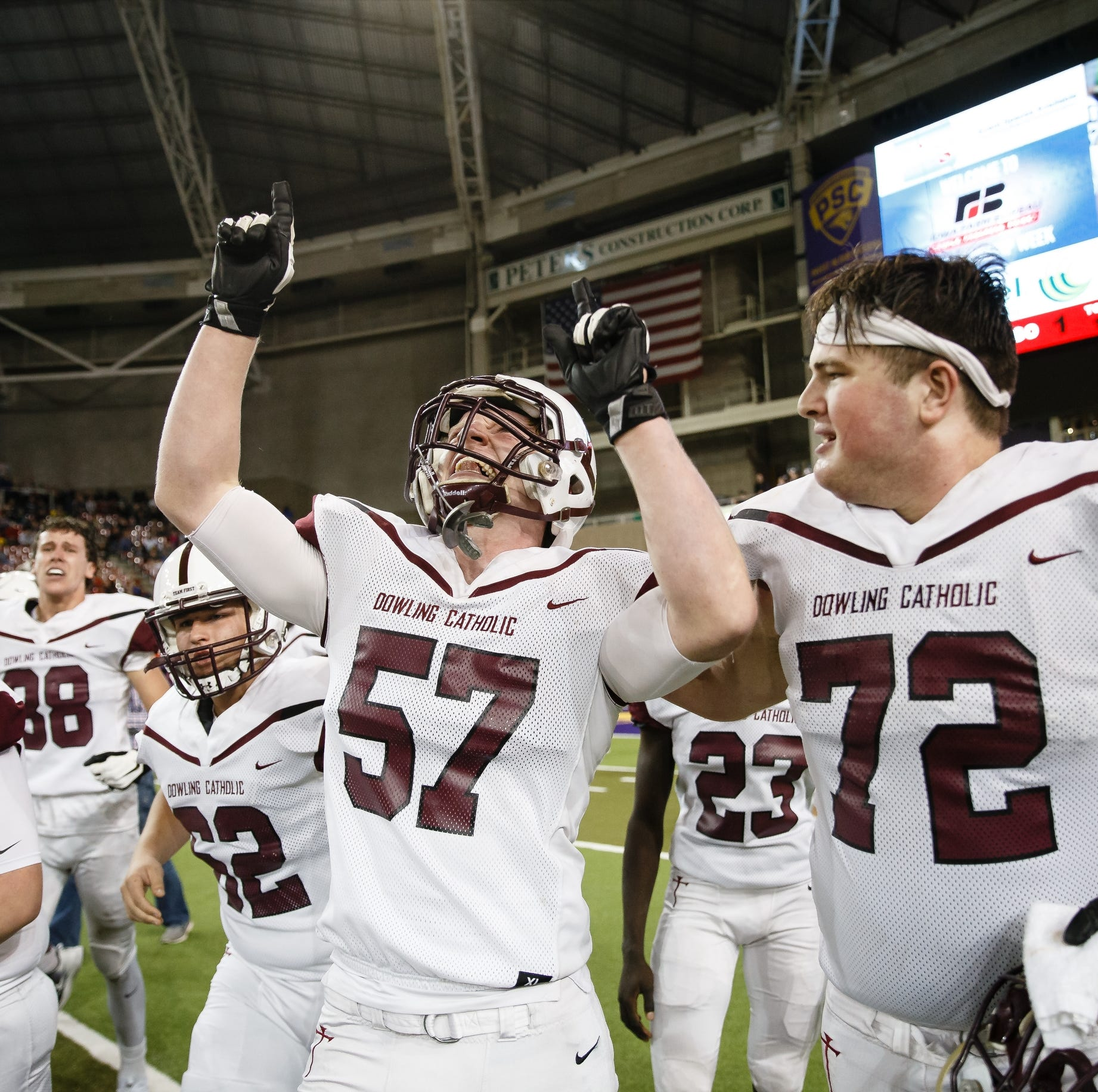 Make your predictions for all of the 2018 Iowa high school state championship football games