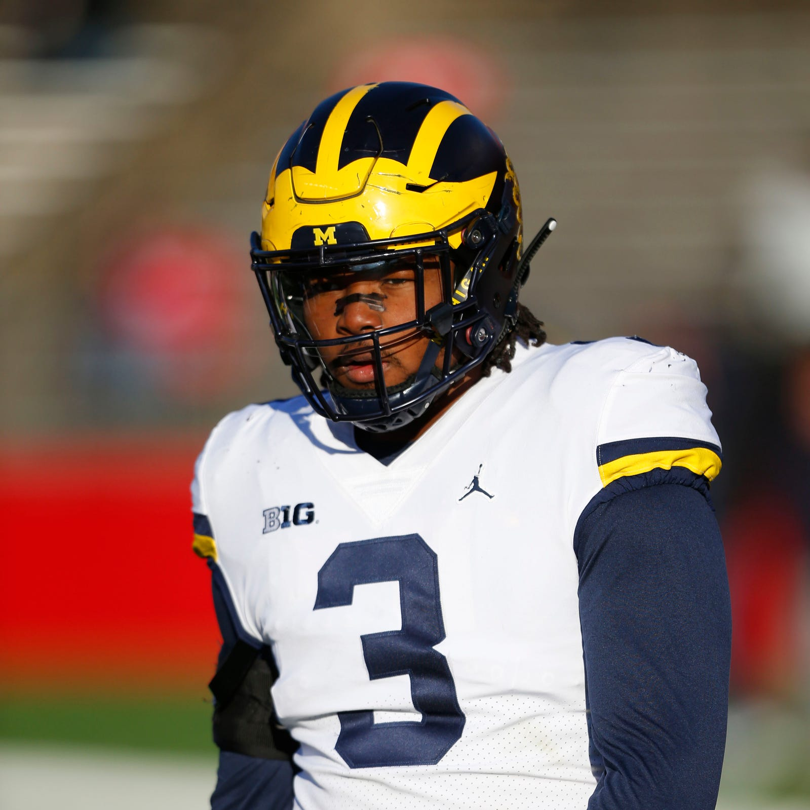 Michigan football pro day: Rashan Gary sits, Zach Gentry shines