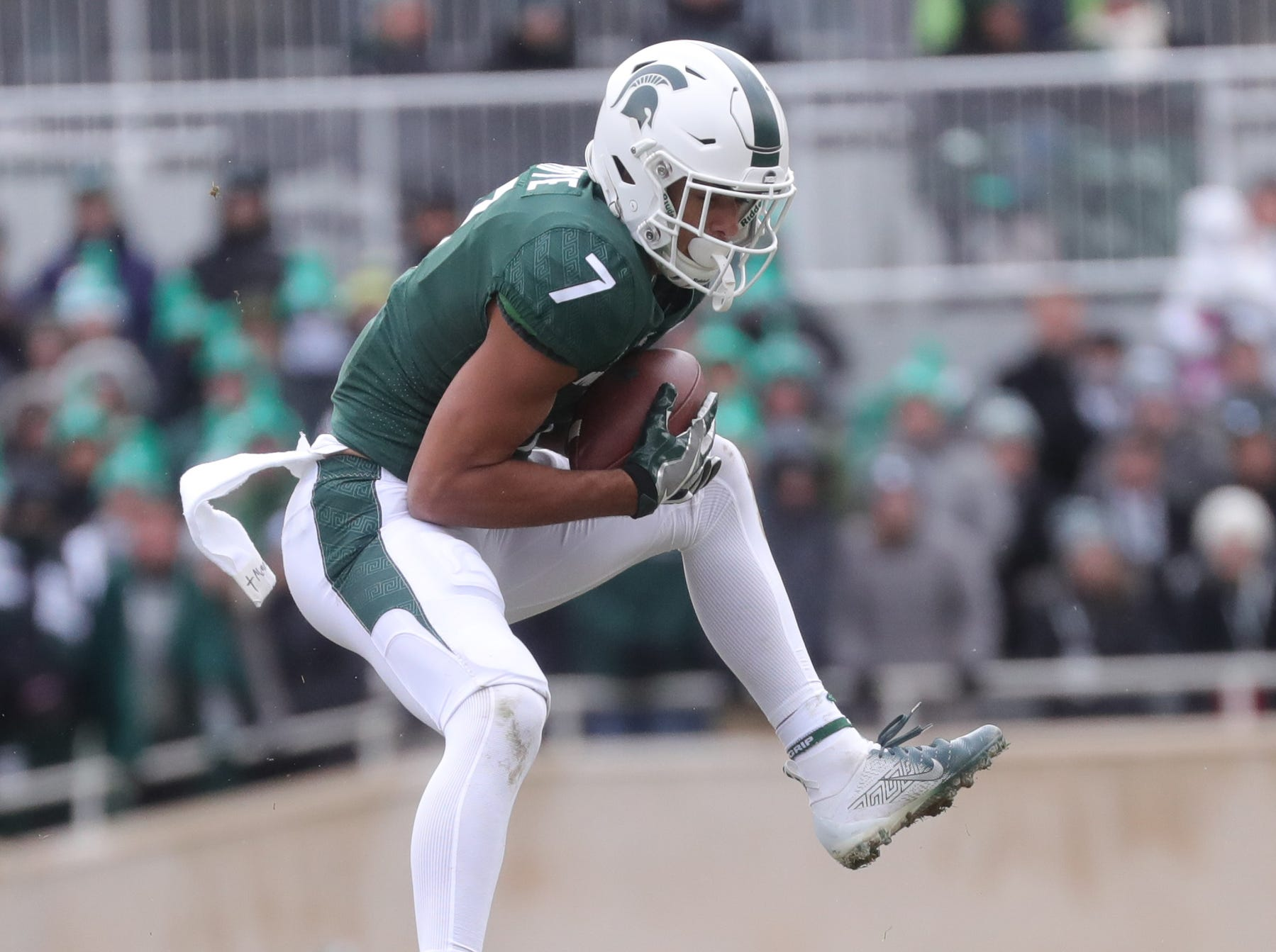 Michigan State football: Rate their performance vs. Ohio State
