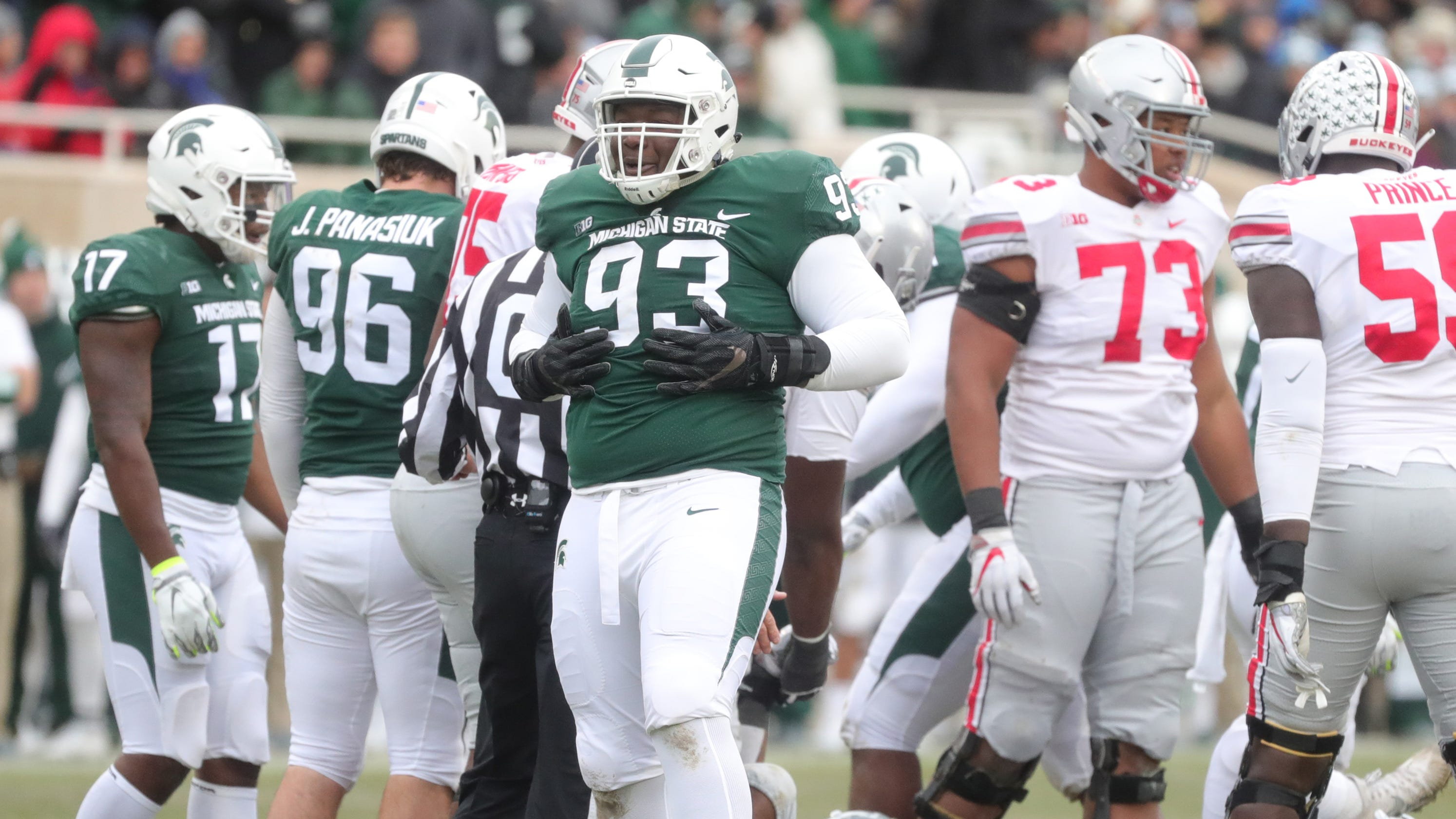 Michigan State football loses to Ohio State, 26-6: Blog recap