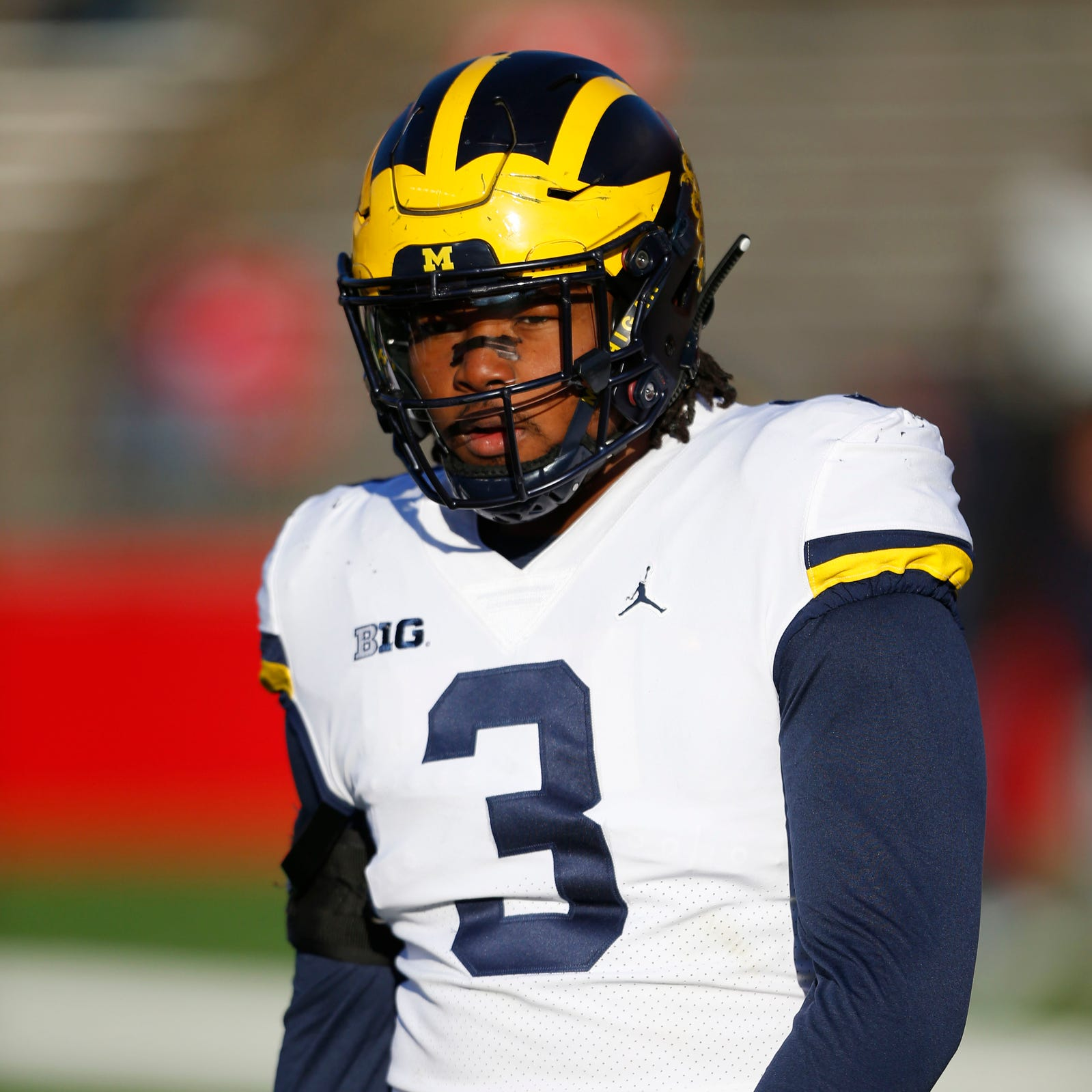 Michigan football: Ohio State losses linger for Rashan Gary