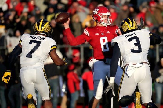 Ap Michigan Rutgers Football4