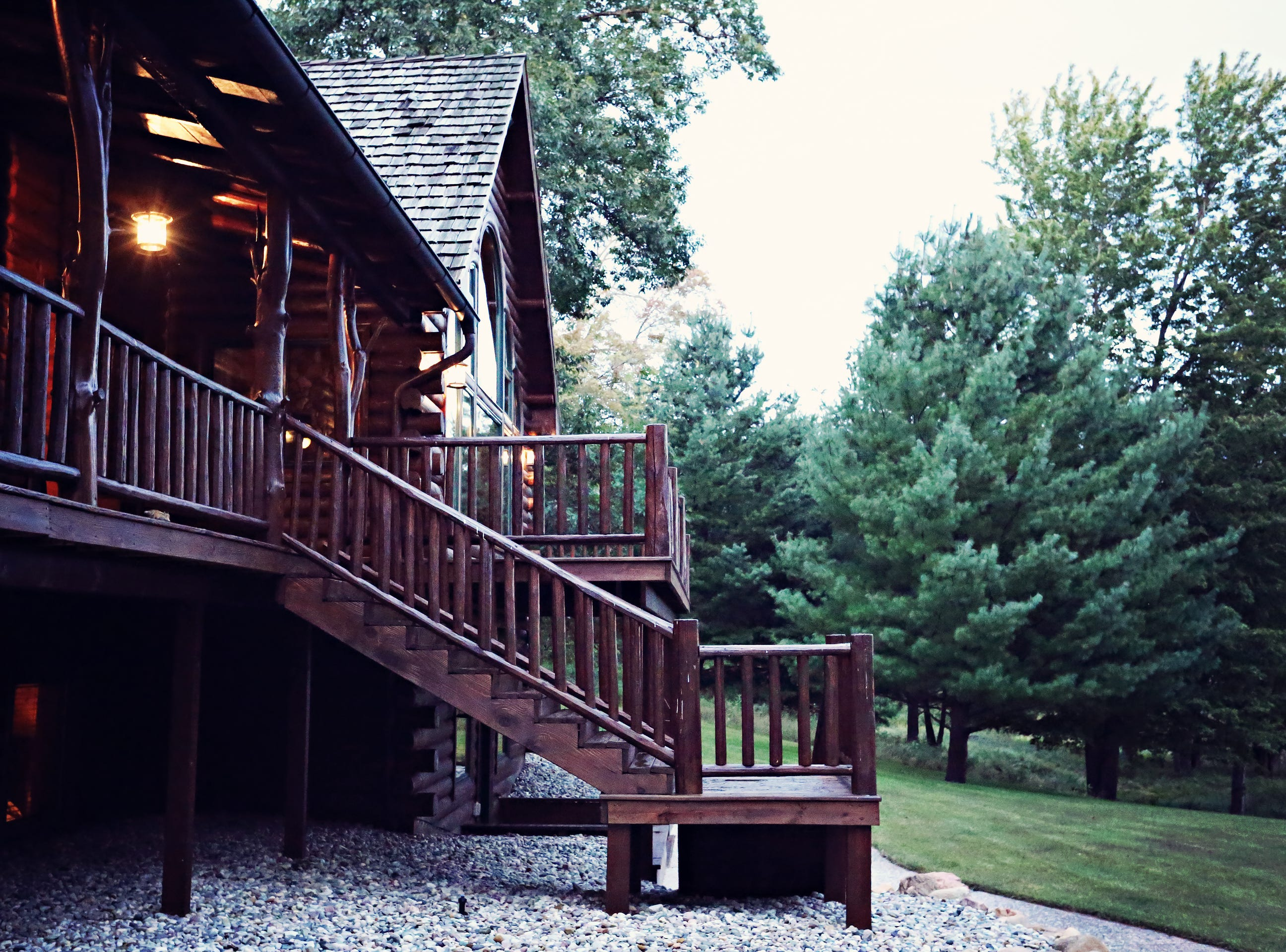 A Class III-registered deer ranch, the property is one of the largest privately owned parcels in Michigan.