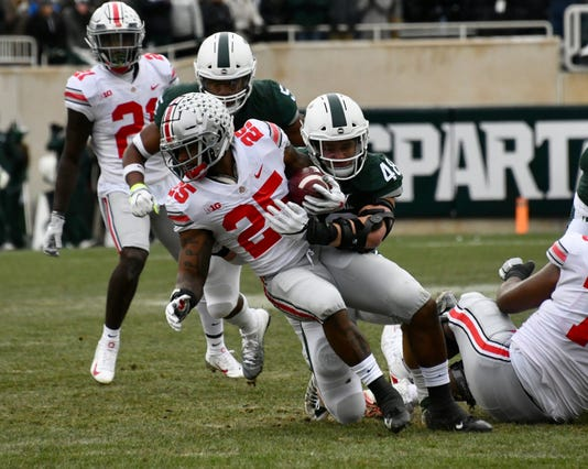 Pretty Embarrassing Michigan State Offense Sputters In Loss To