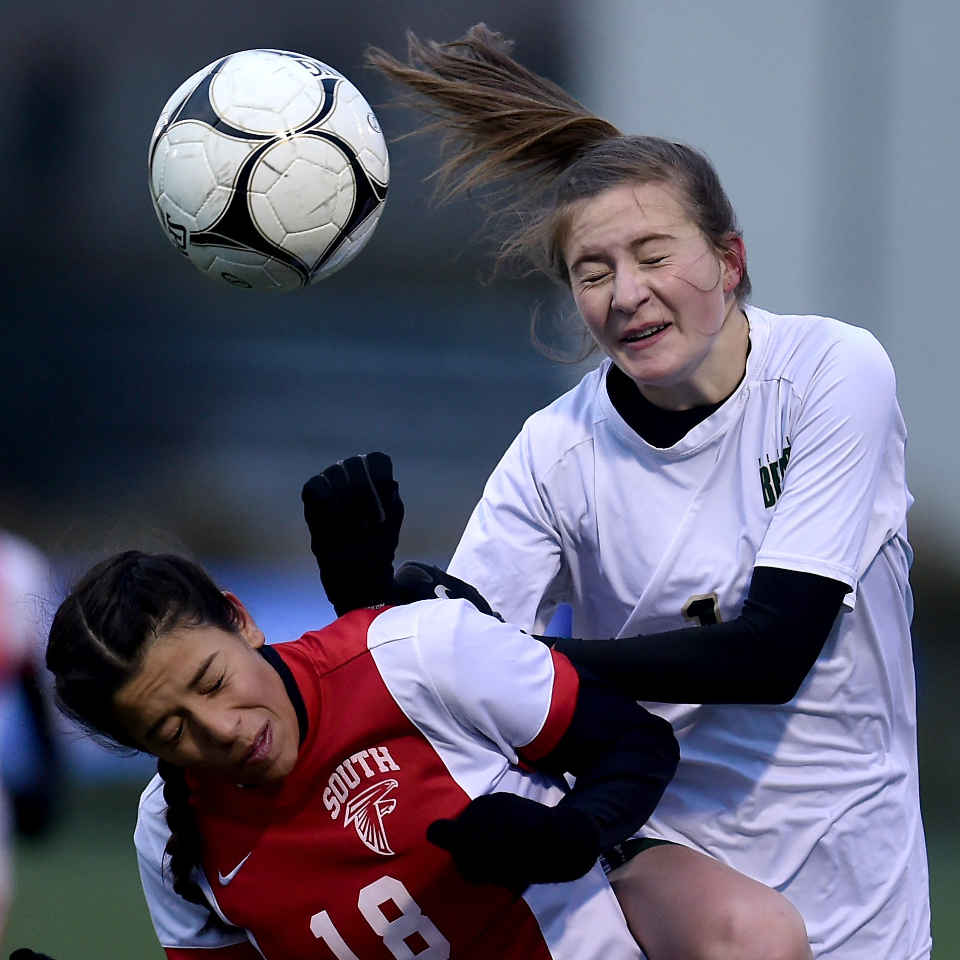 Girls soccer: Bounces go against Vestal in OT loss in state semifinal