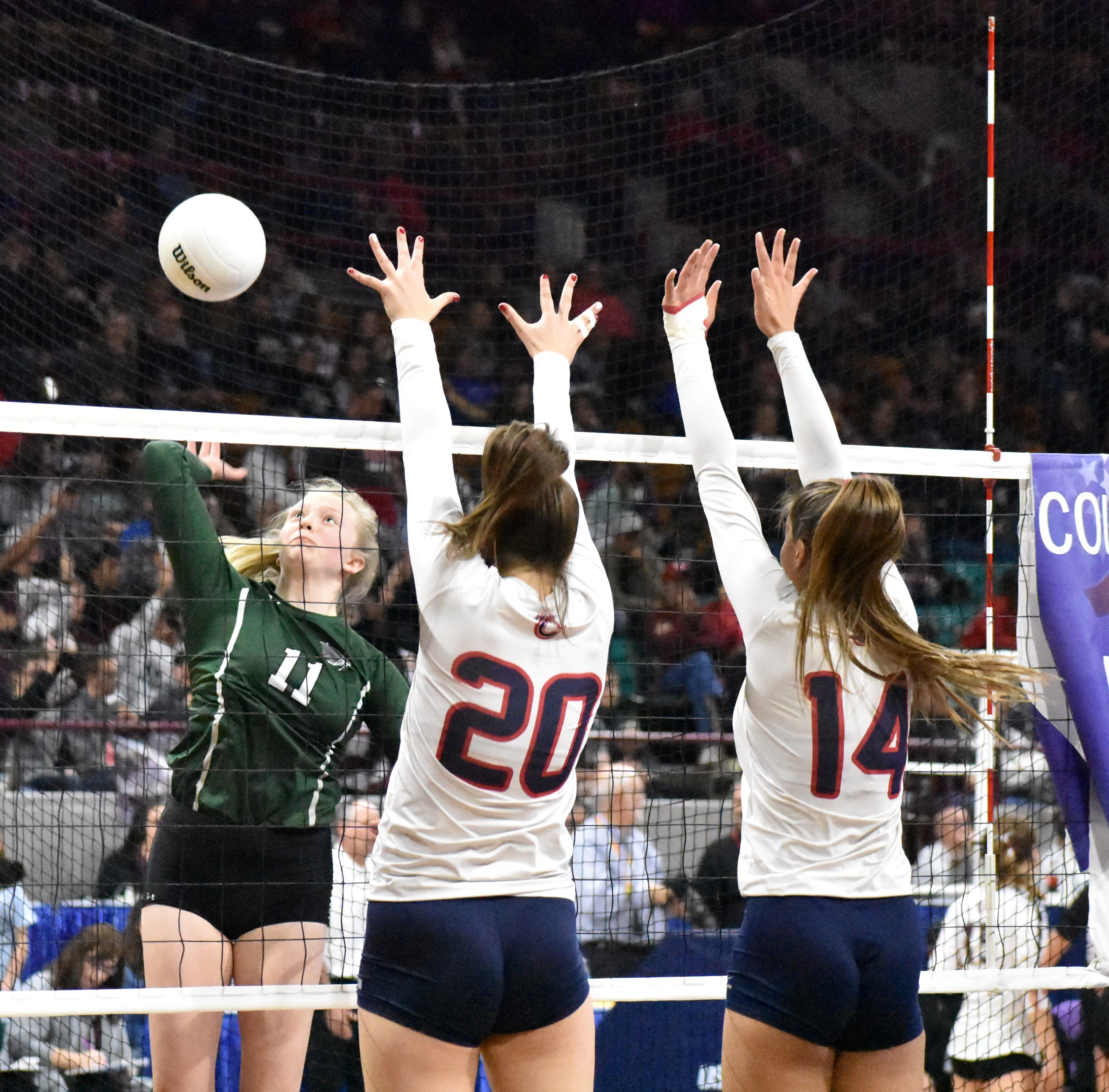 Fossil Ridge sophomore volleyball player commits to Oklahoma