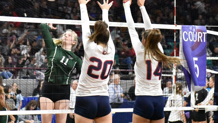 Fossil Ridge, Windsor volleyball eliminated in quarterfinals of state tournament