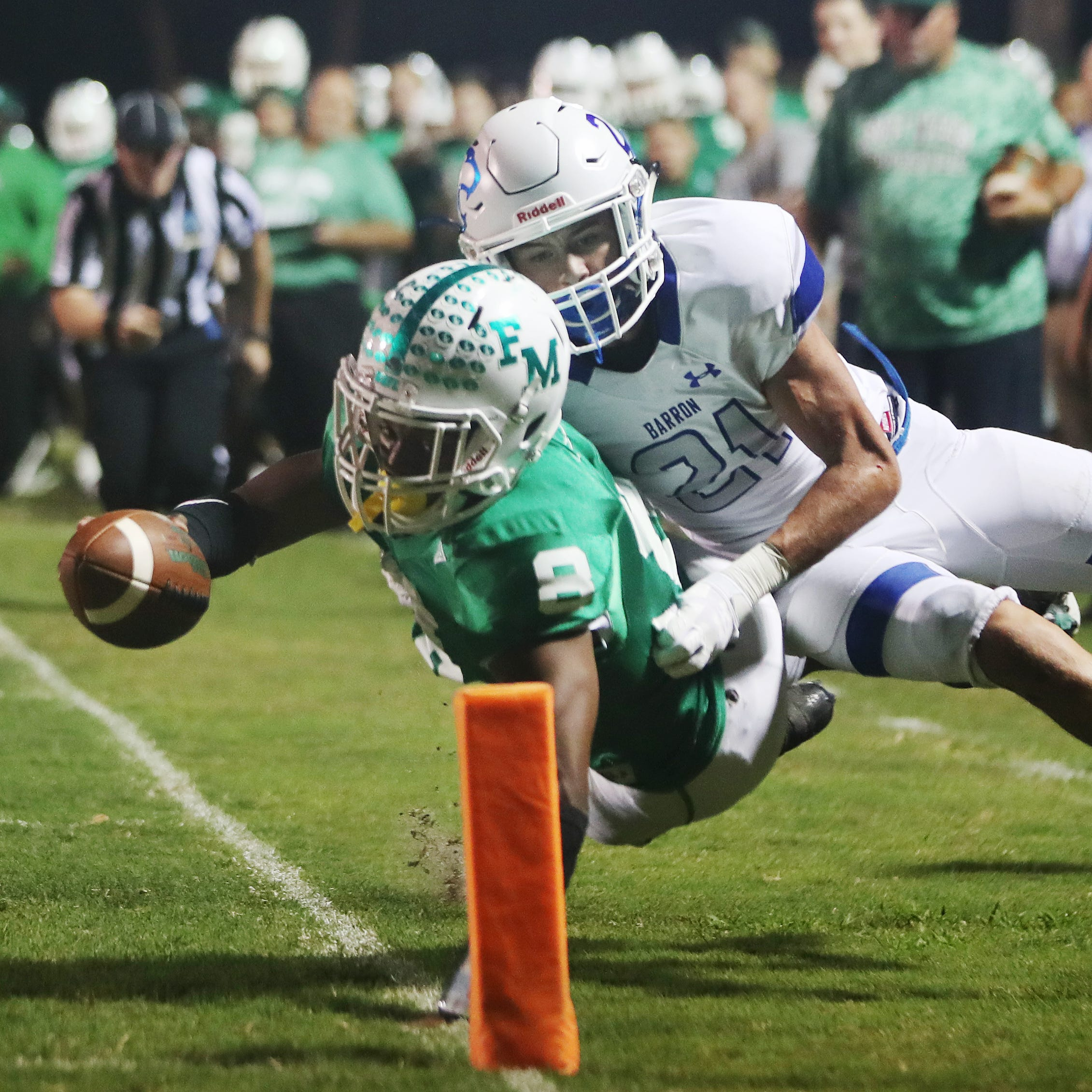 Fort Myers offense explodes in regional quarterfinal win over Barron Collier