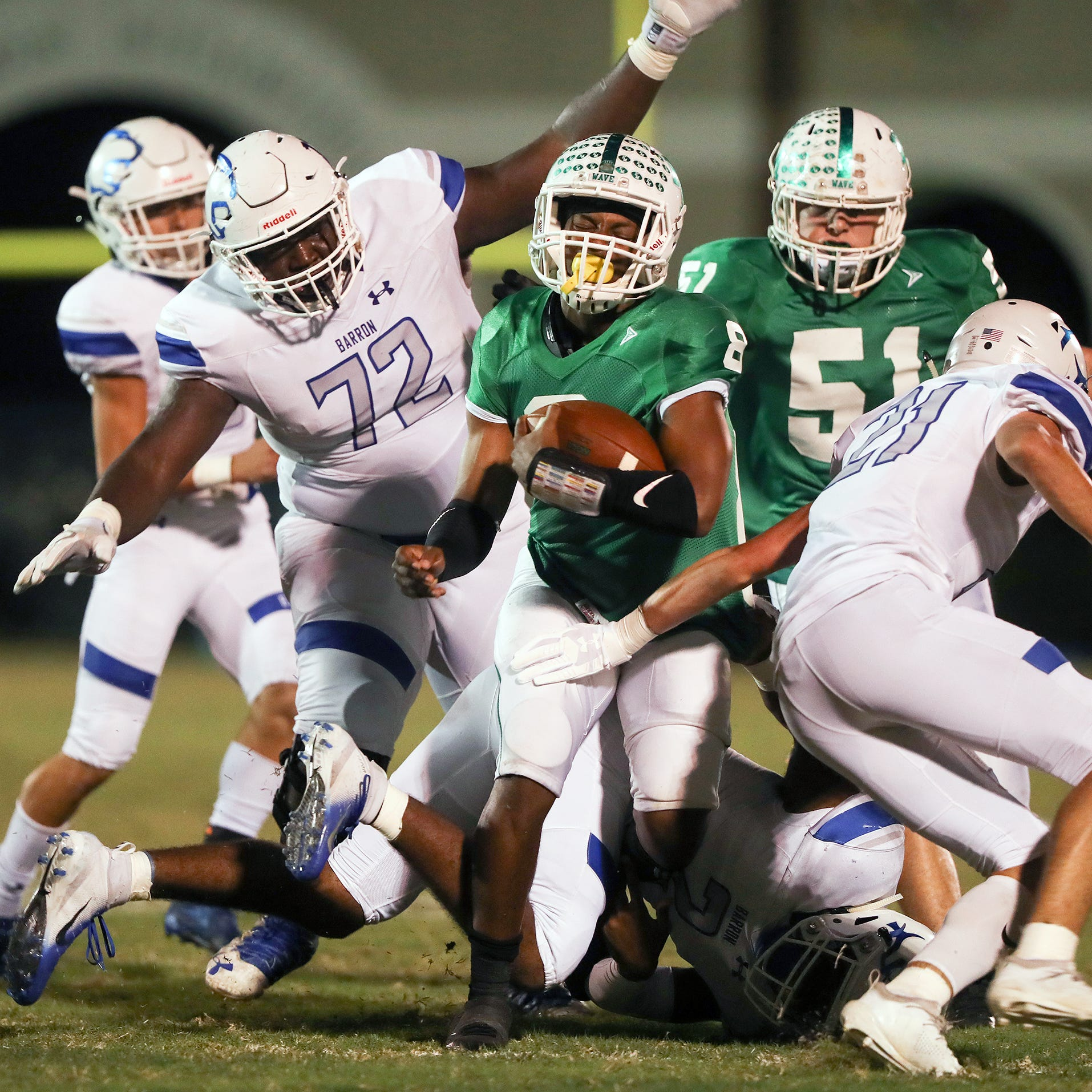 SWFL High School football: Live scores, chat recap for Week 1 of the state playoffs