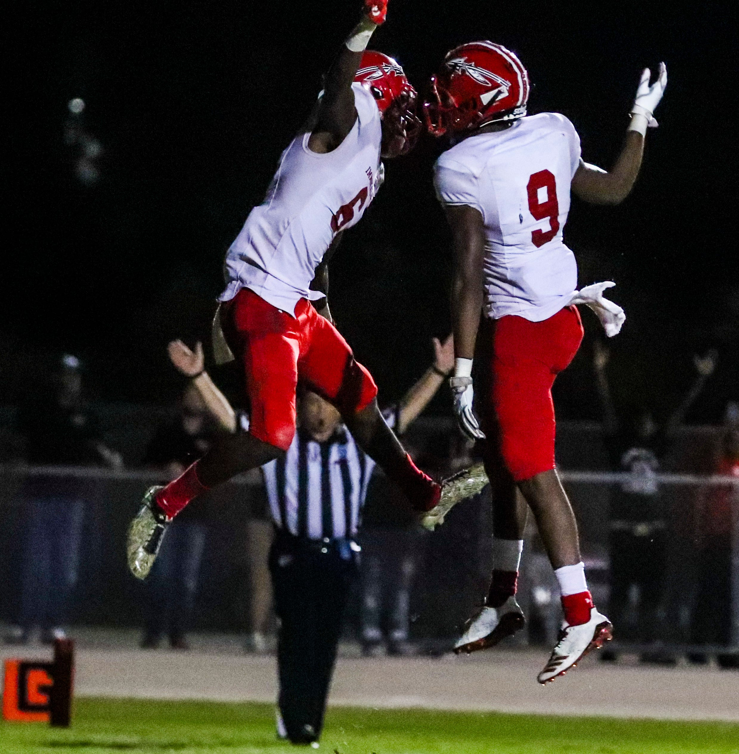High school football: Immokalee routs Dunbar in 5A quarterfinals