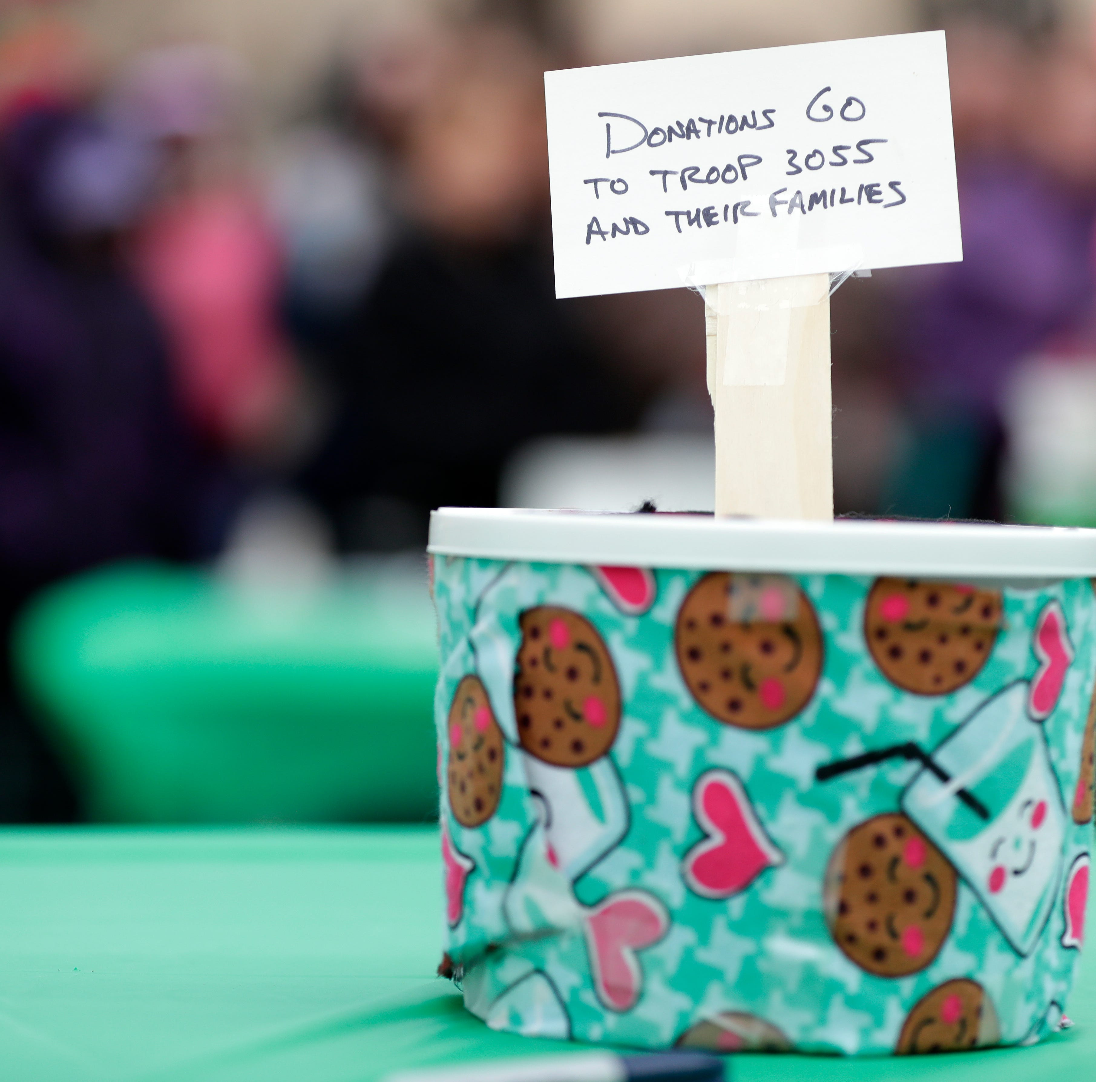 Girl Scout leader dismissed after organizing event for traffic crash victims