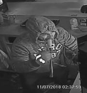 The Great Falls Police Department is seeking the public's help in identifying suspects in a string of alleged acts of vandalism and theft early Wednesday morning.
