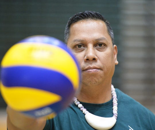 Joel Quitugua will coach Guam's National Men's Volleyball Team for the 2019 Pacific Games July 7-20 in Samoa.