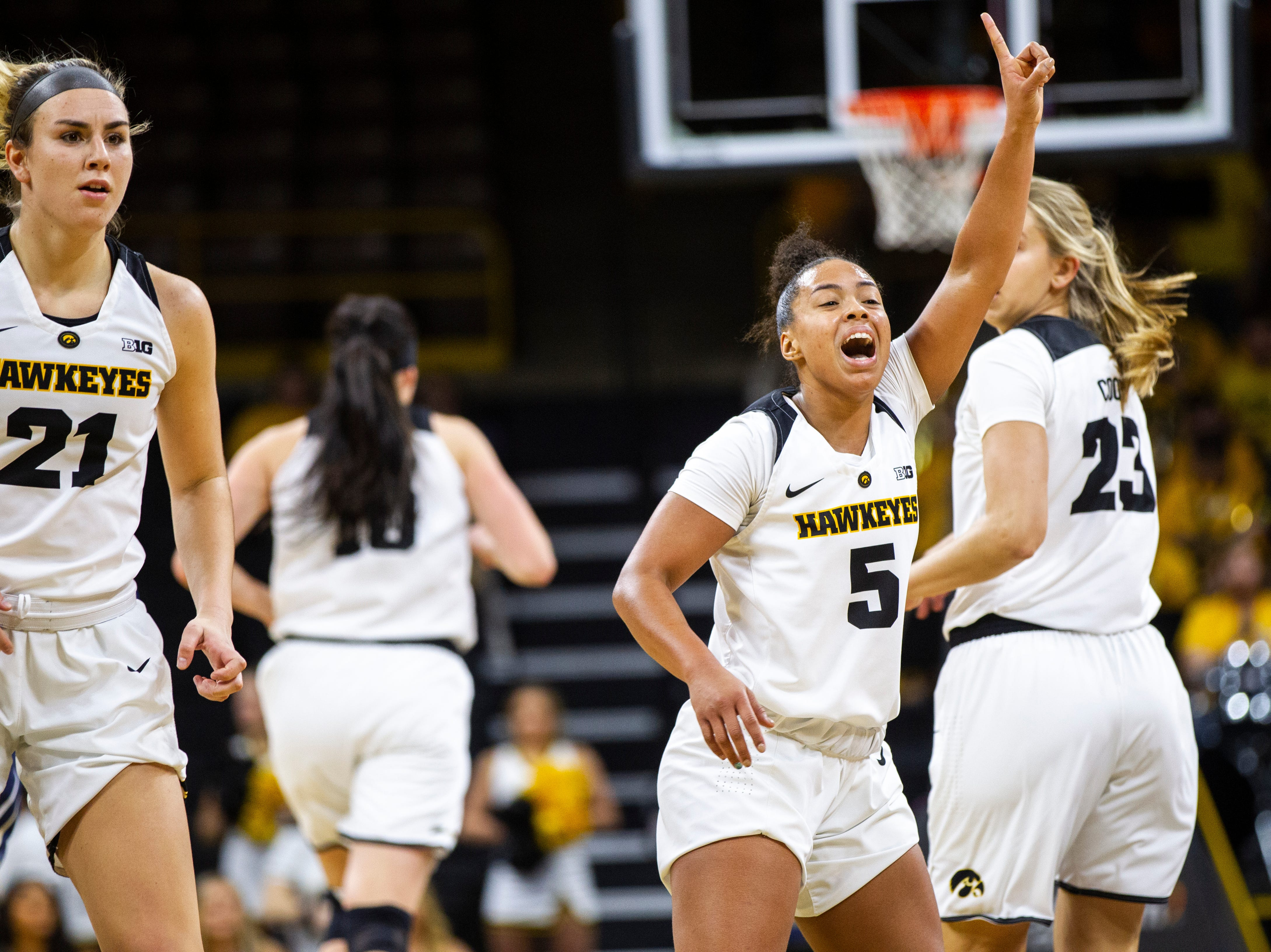 Iowa women's basketball: One last tune-up before Hawkeyes' tough nonconference stretch begins