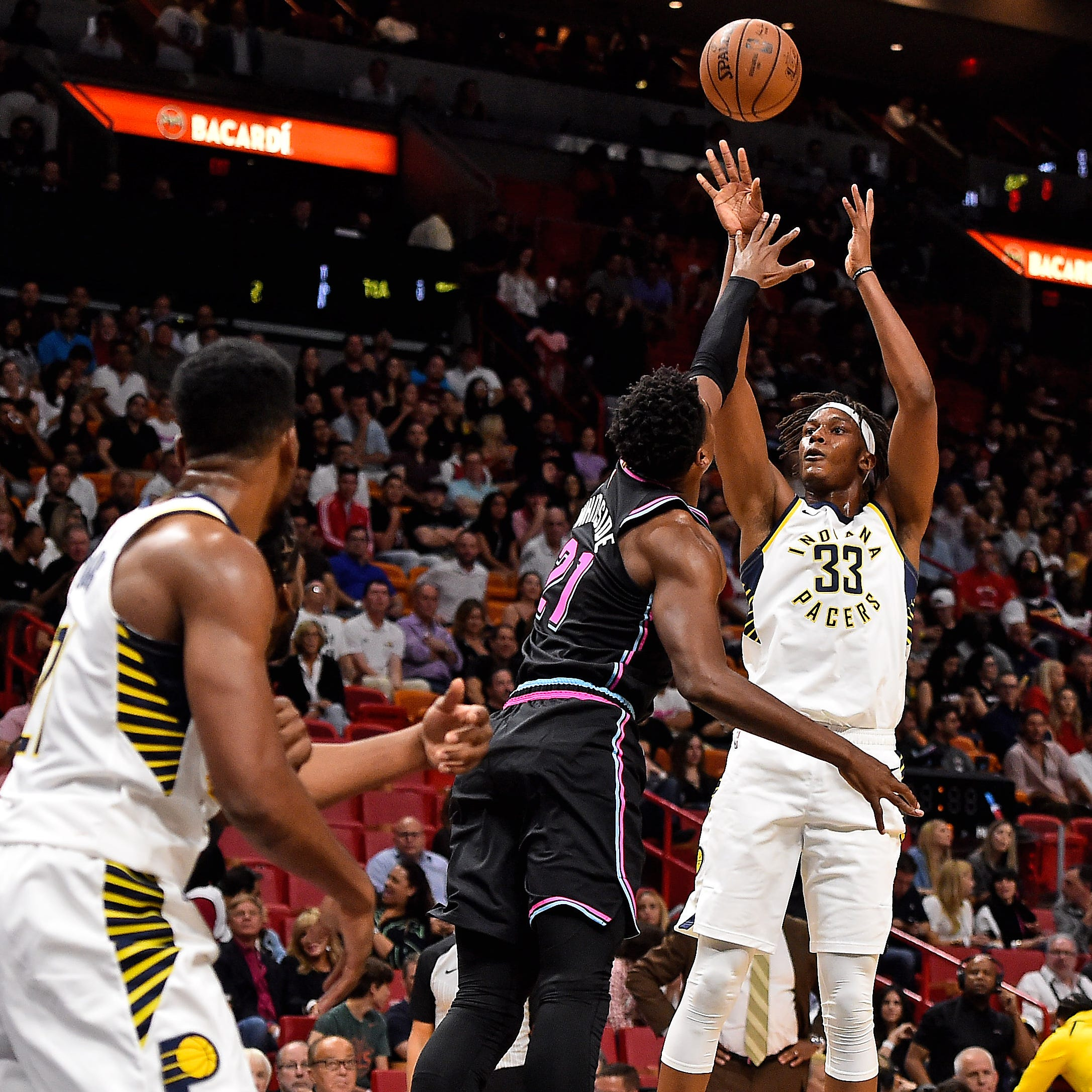While Pacers fans want more, Myles Turner says 'I'm going to be better.'