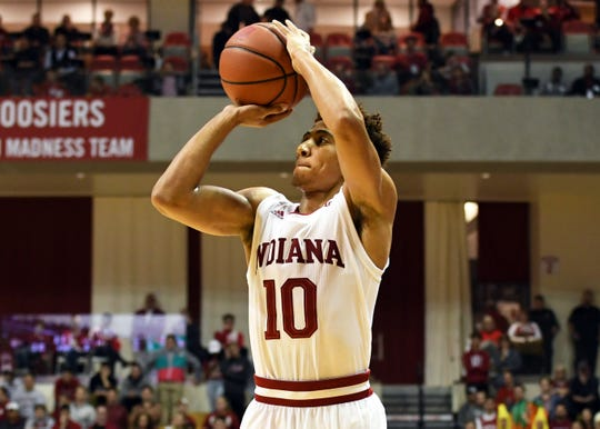 Rob Phinisee has started all three of IU's games so far this season.