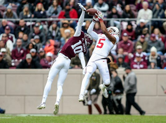Ncaa Football Mississippi At Texas A M