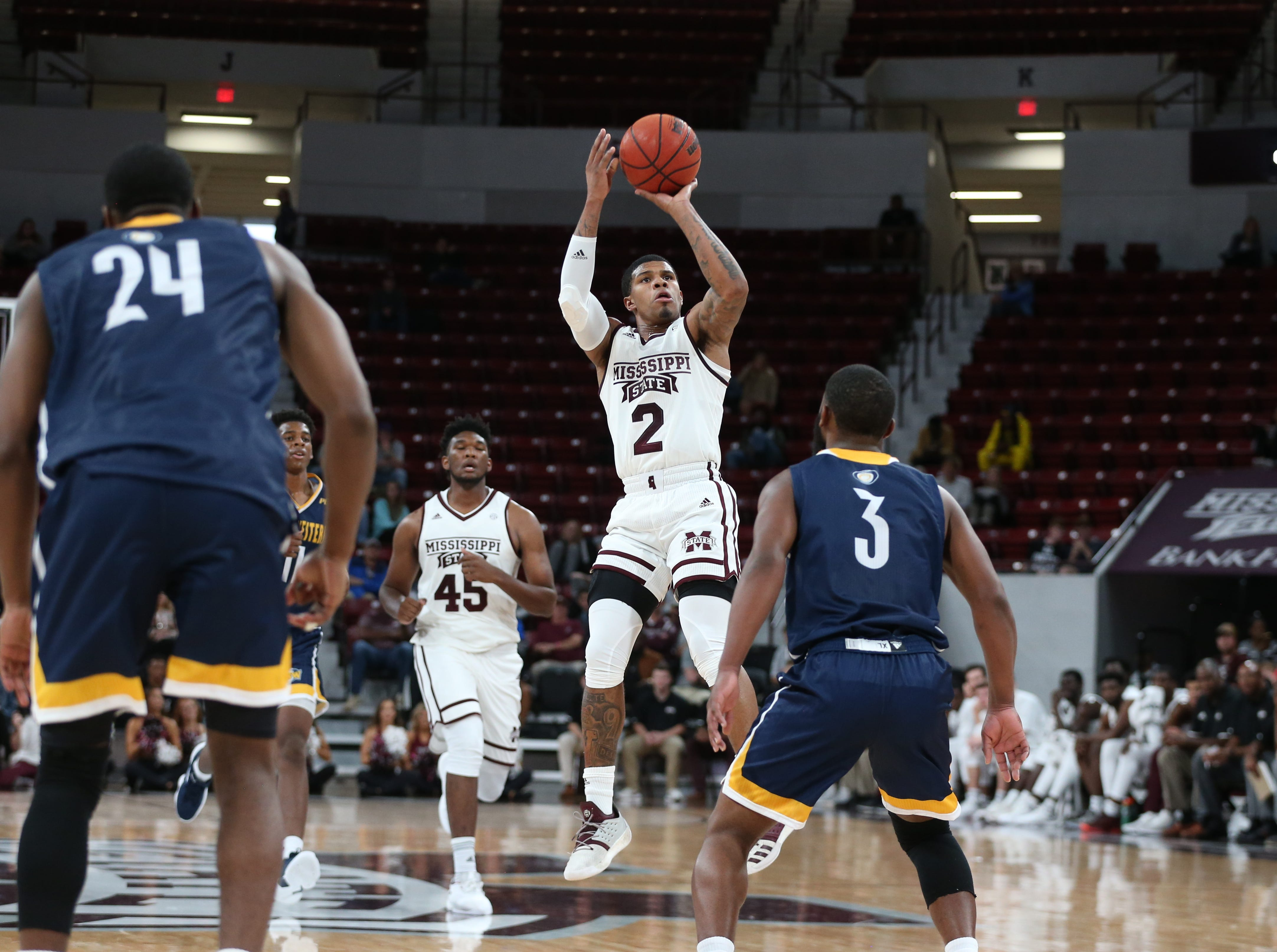 Lamar Peters' brilliant performances is key to Mississippi State's success this season