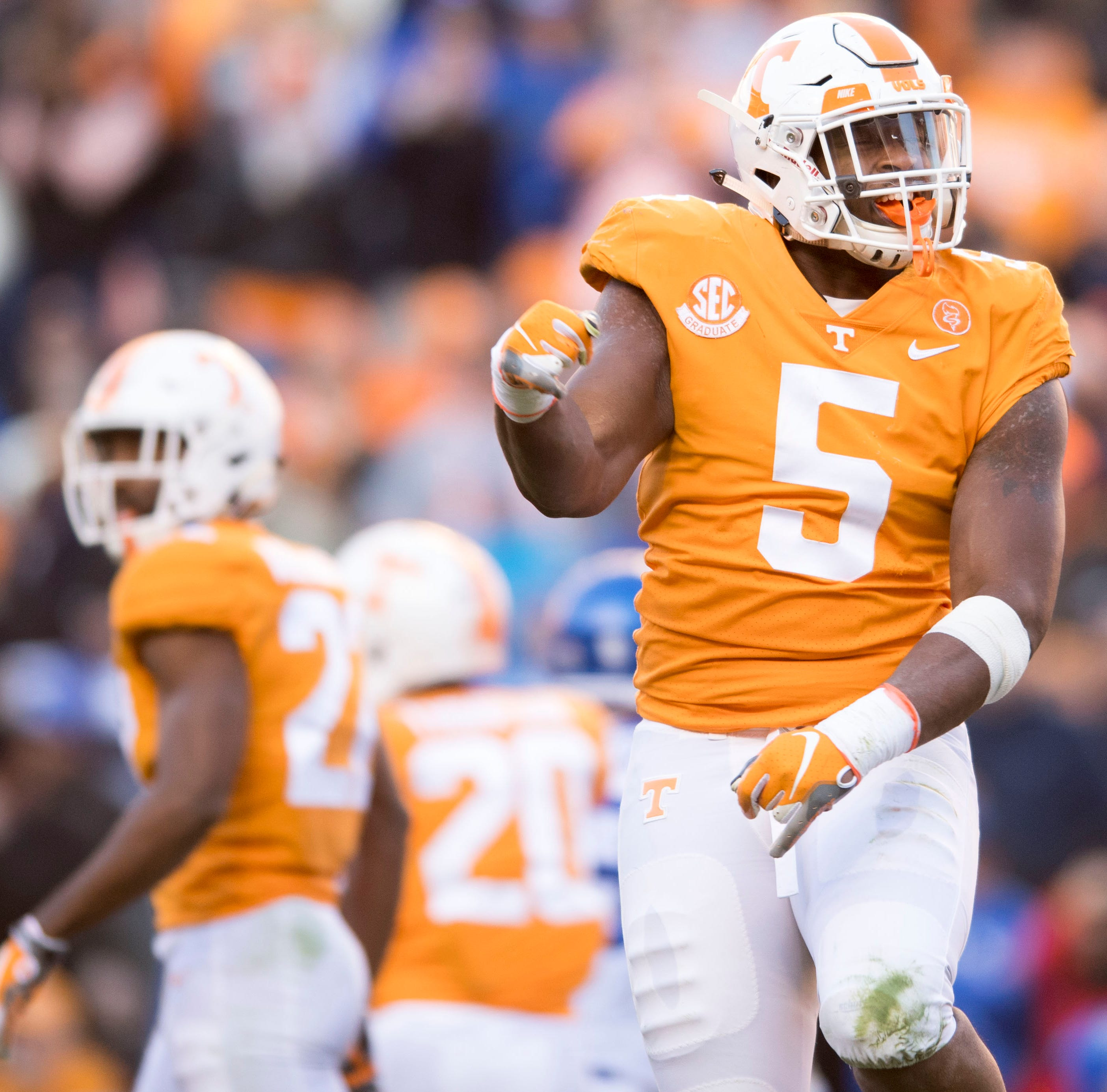 Grading the UT Vols: Everything works for Tennessee in dominating Kentucky