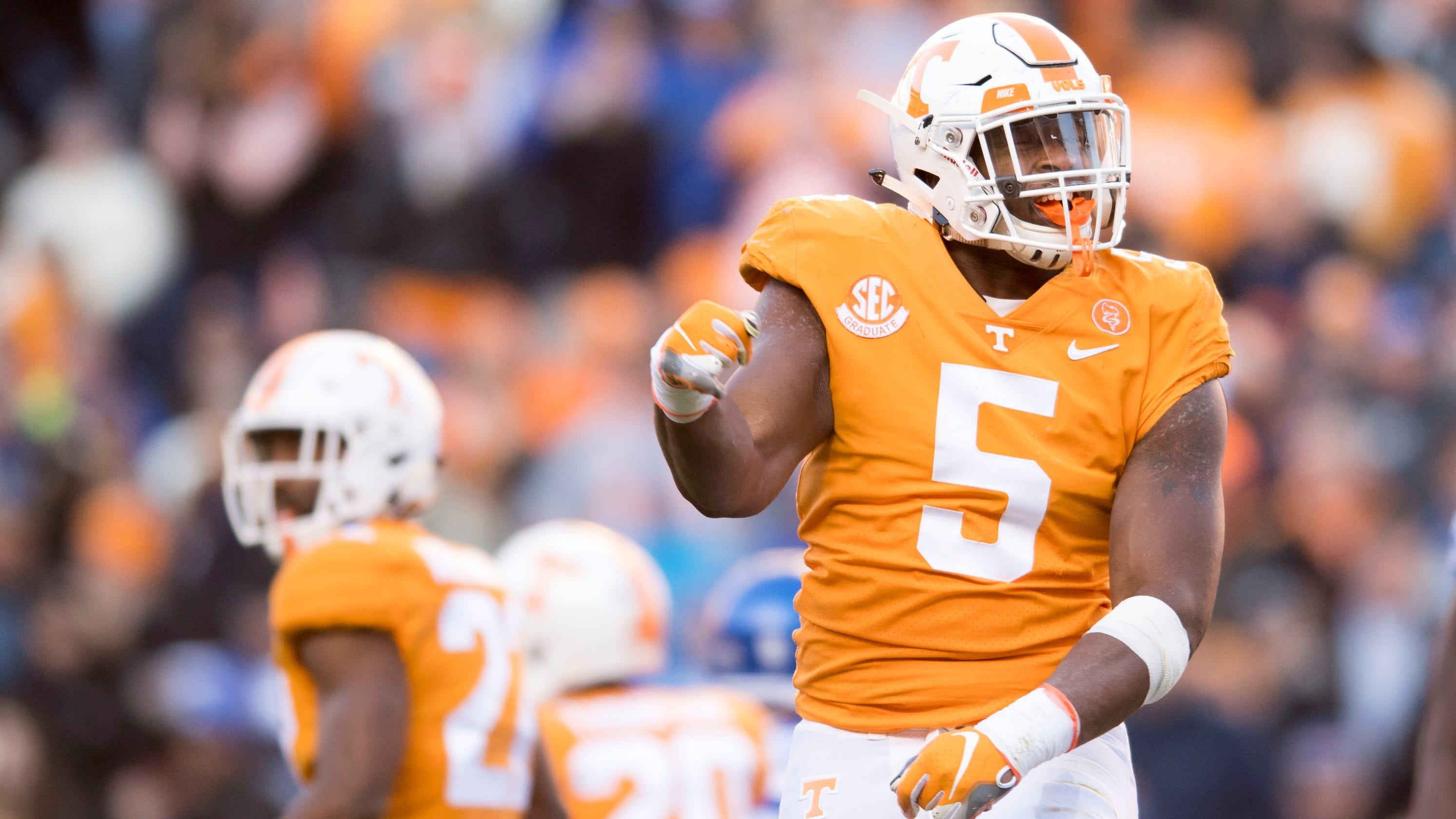 UT Vols: How did Tennessee win 17 in a row at home vs ...