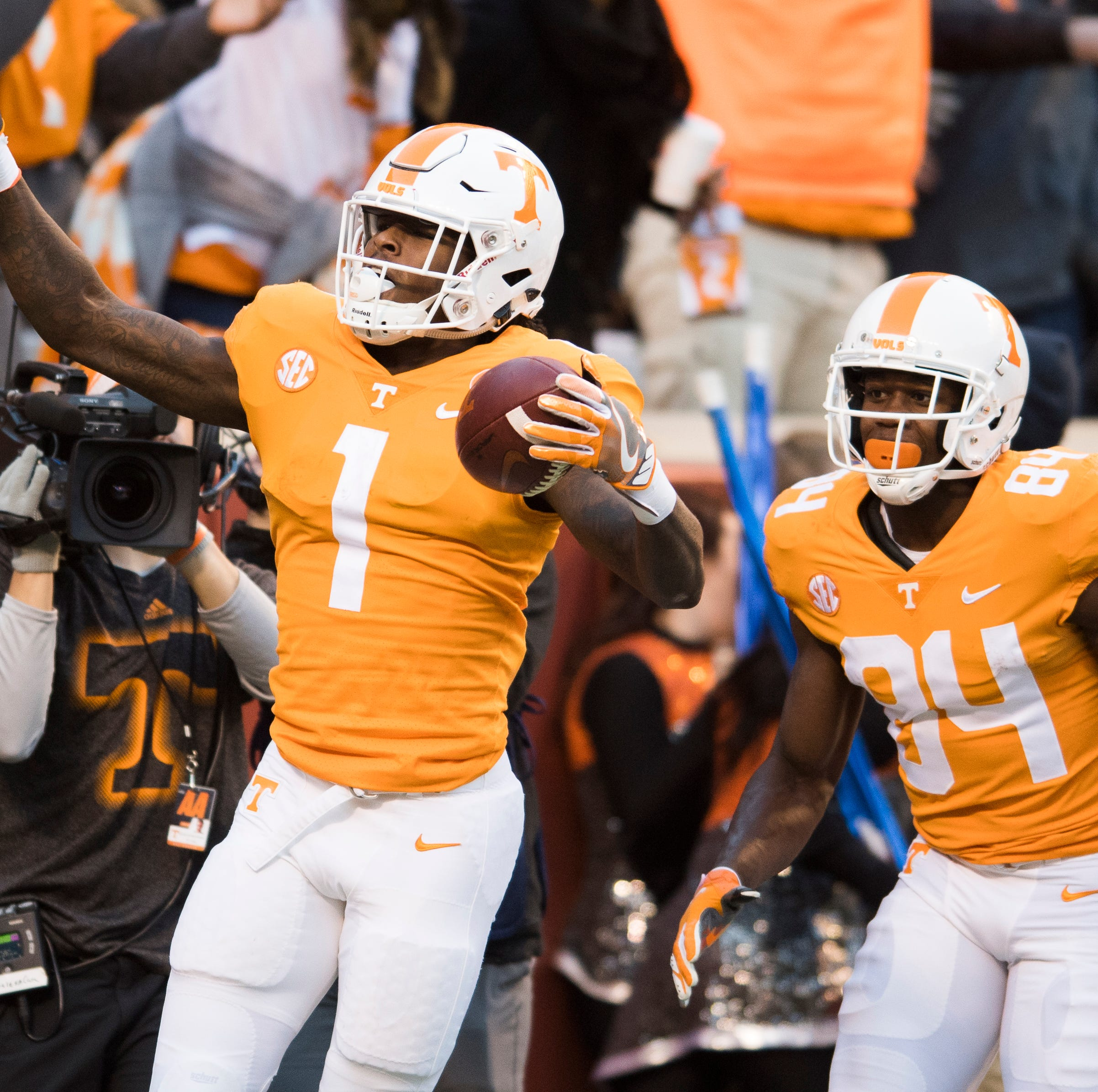UT Vols football at its best again brings out worst in Kentucky at Neyland