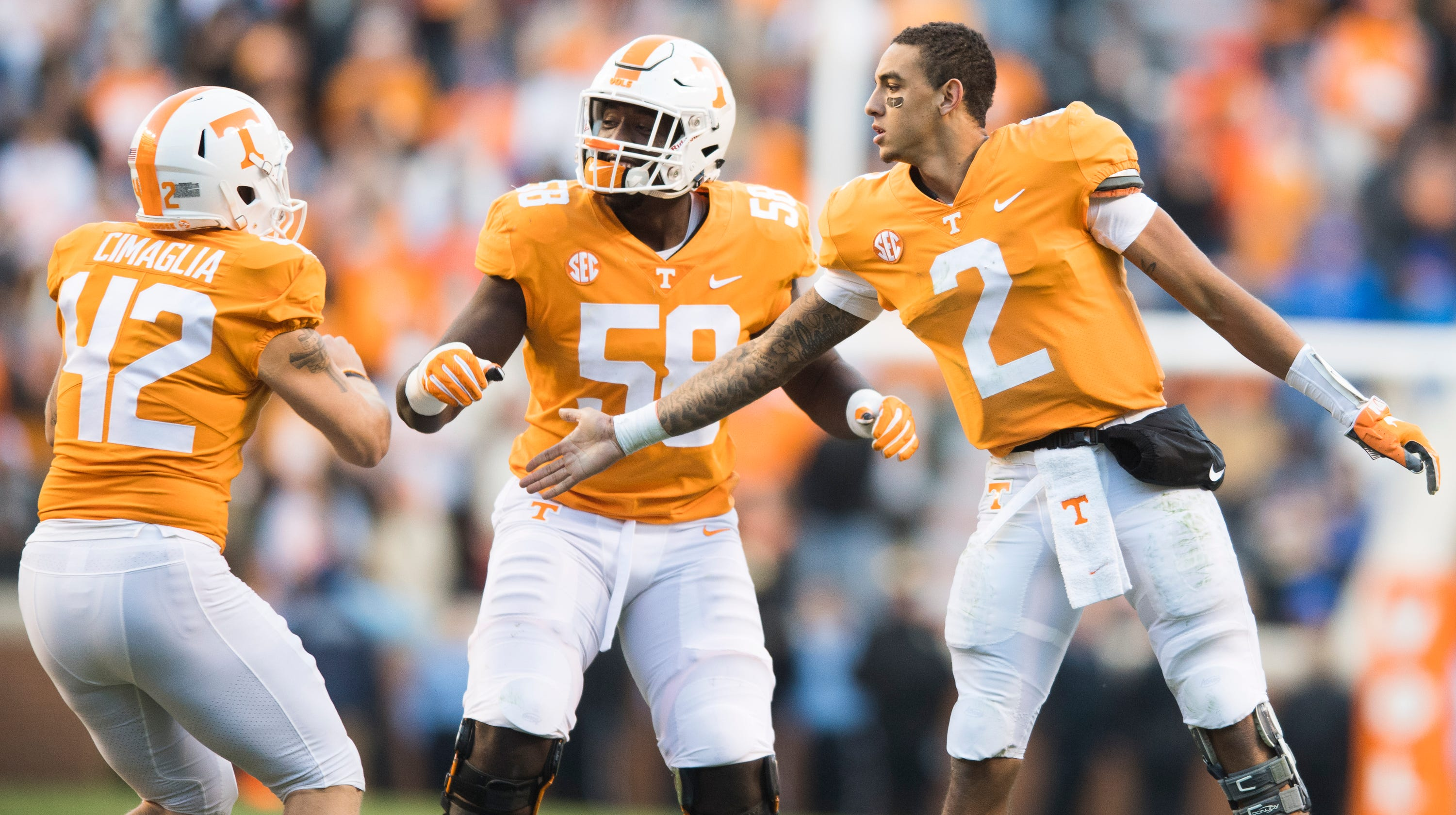 UT Vols: Tennessee football gets vote in Top 25 coaches poll