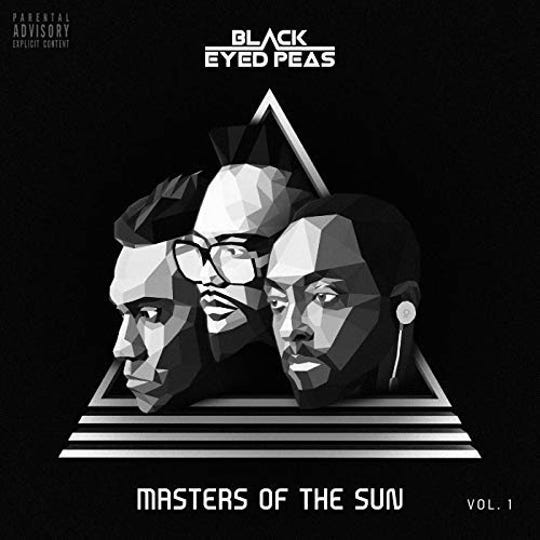 """""""Masters of the Sun Vol. 1"""" by the Black Eyed Peas"""