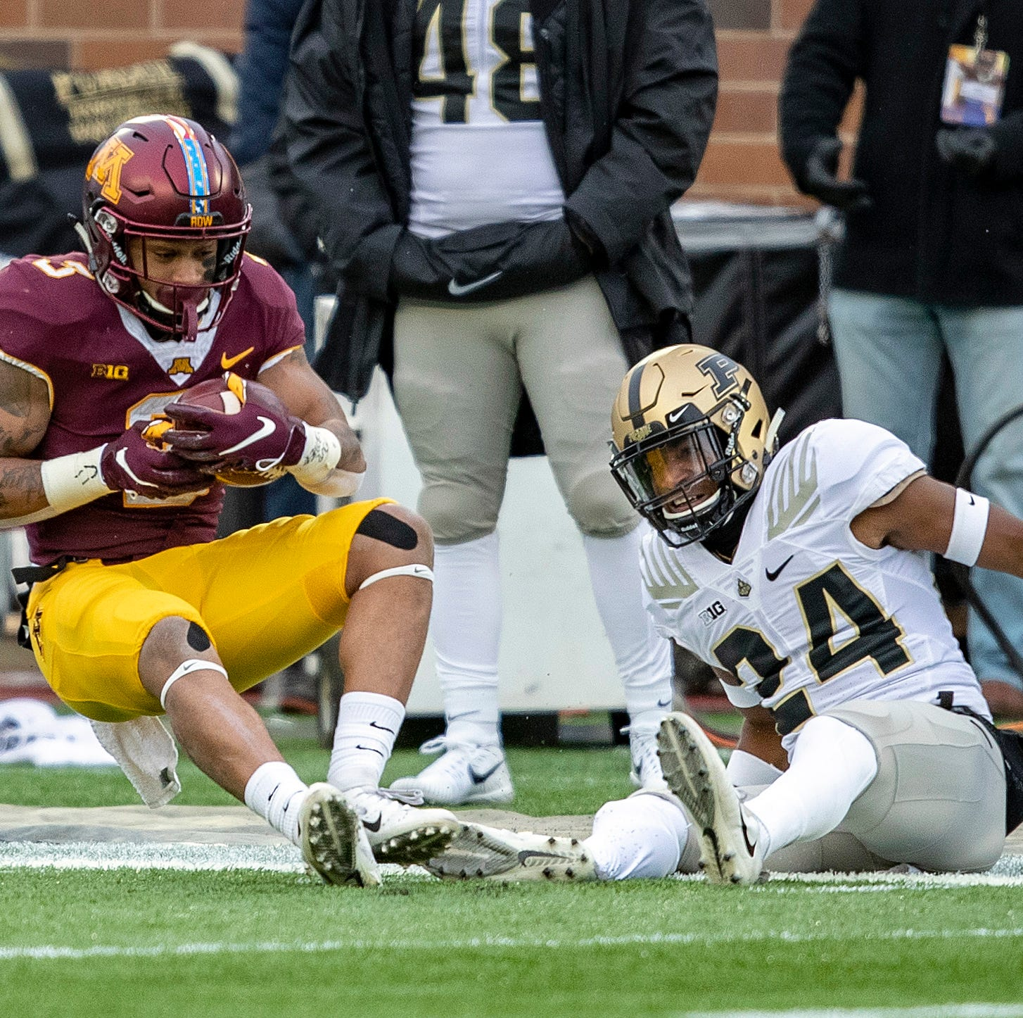 Embarrassing loss to Minnesota isn't an indication of Purdue football's future